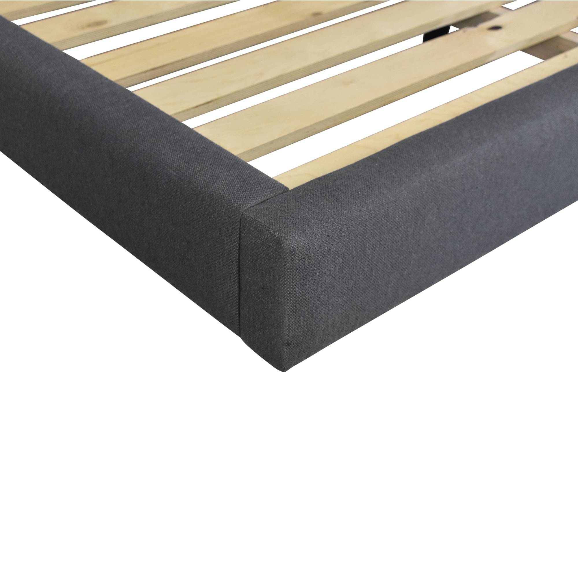 Crate & Barrel Crate & Barrel Tate Queen Bed nyc