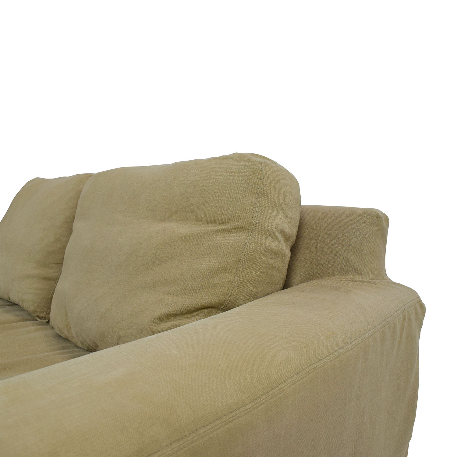 ... Pottery Barn Pottery Barn Slipcovered Couch For Sale ...