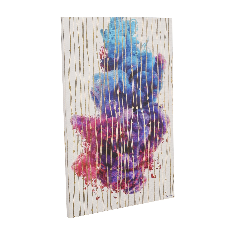 Oliver Gal Oliver Gal Splatter Art on sale