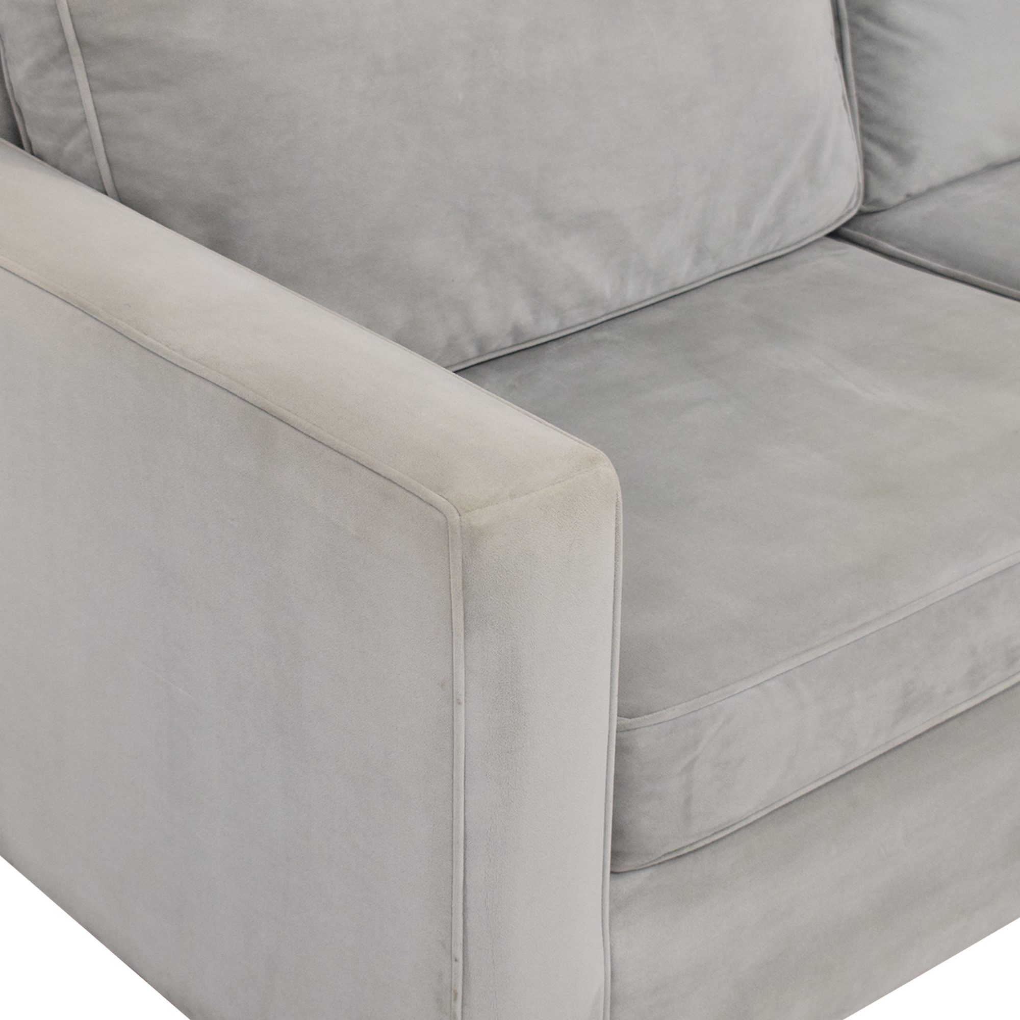 shop Williams Sonoma Two Cushion Sofa Williams Sonoma Classic Sofas