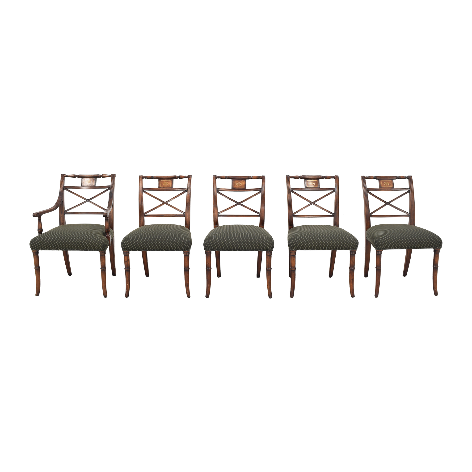 Baker Furniture Dining Chairs / Dining Chairs