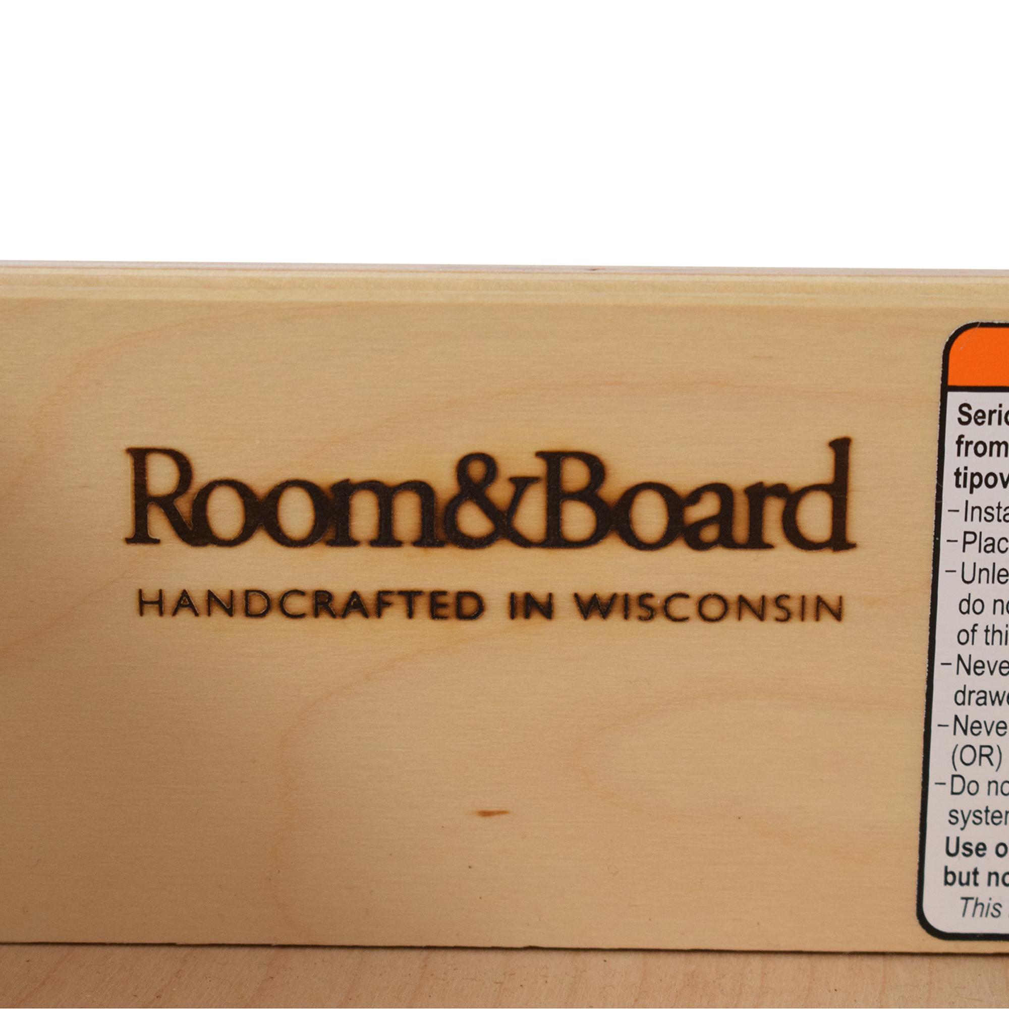 Room & Board Room & Board Linear Modern 9-Drawer Dresser on sale