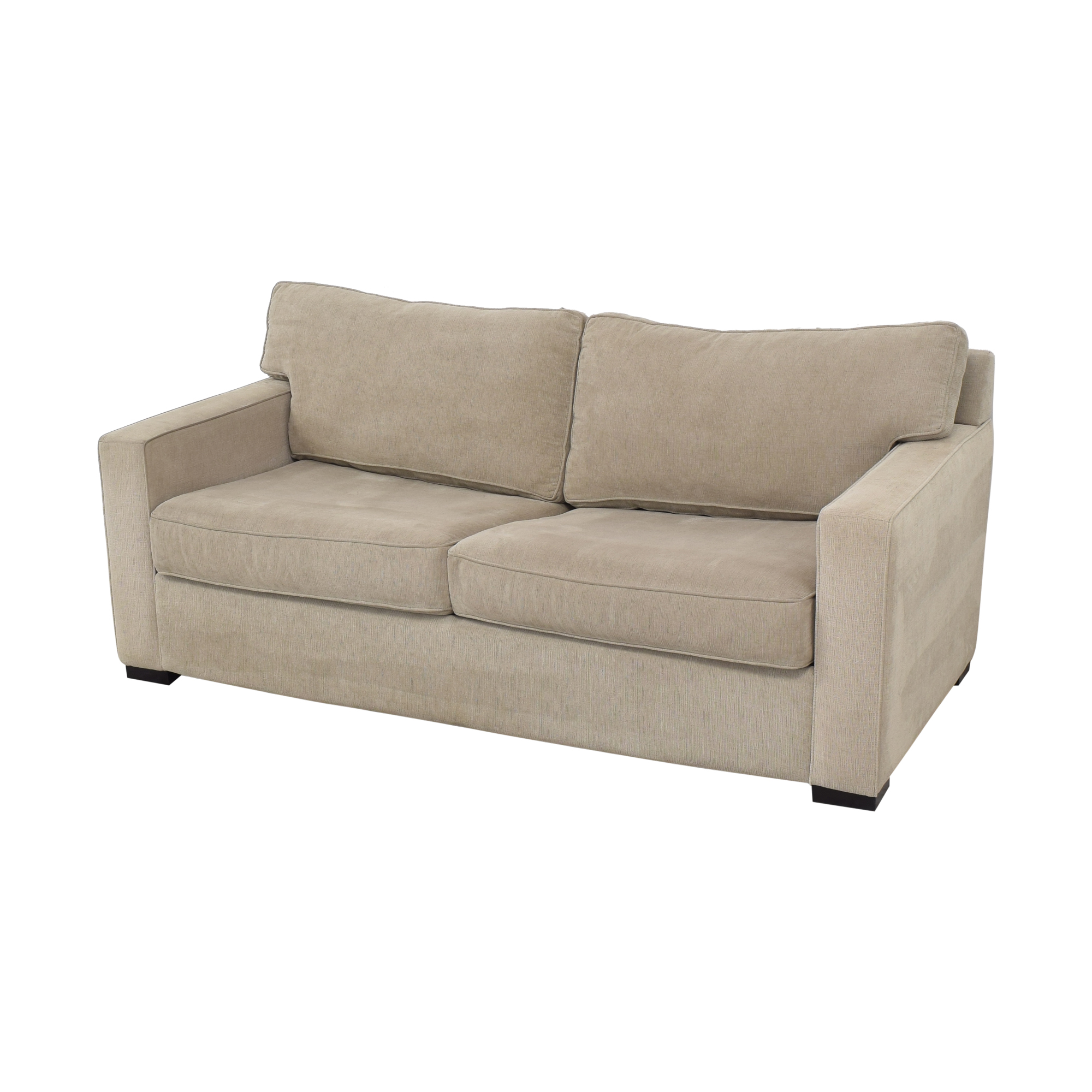 Macy's Macy's Two Cushion Sleeper Sofa ct