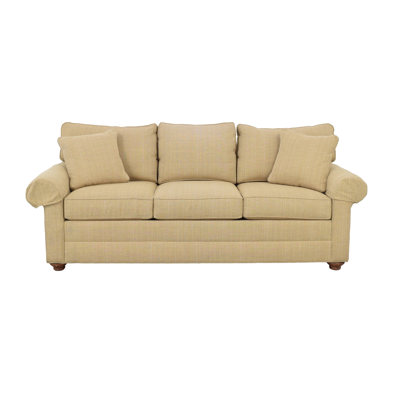 Ethan Allen Ethan Allen Three Cushion Sofa ma