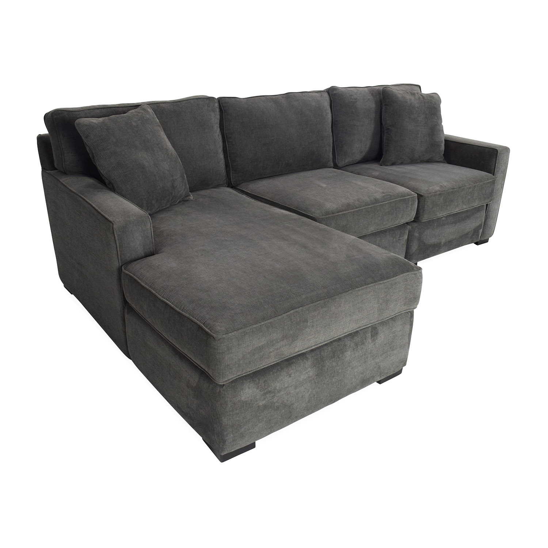 Macys Radley Sectional Sofa Dimensions