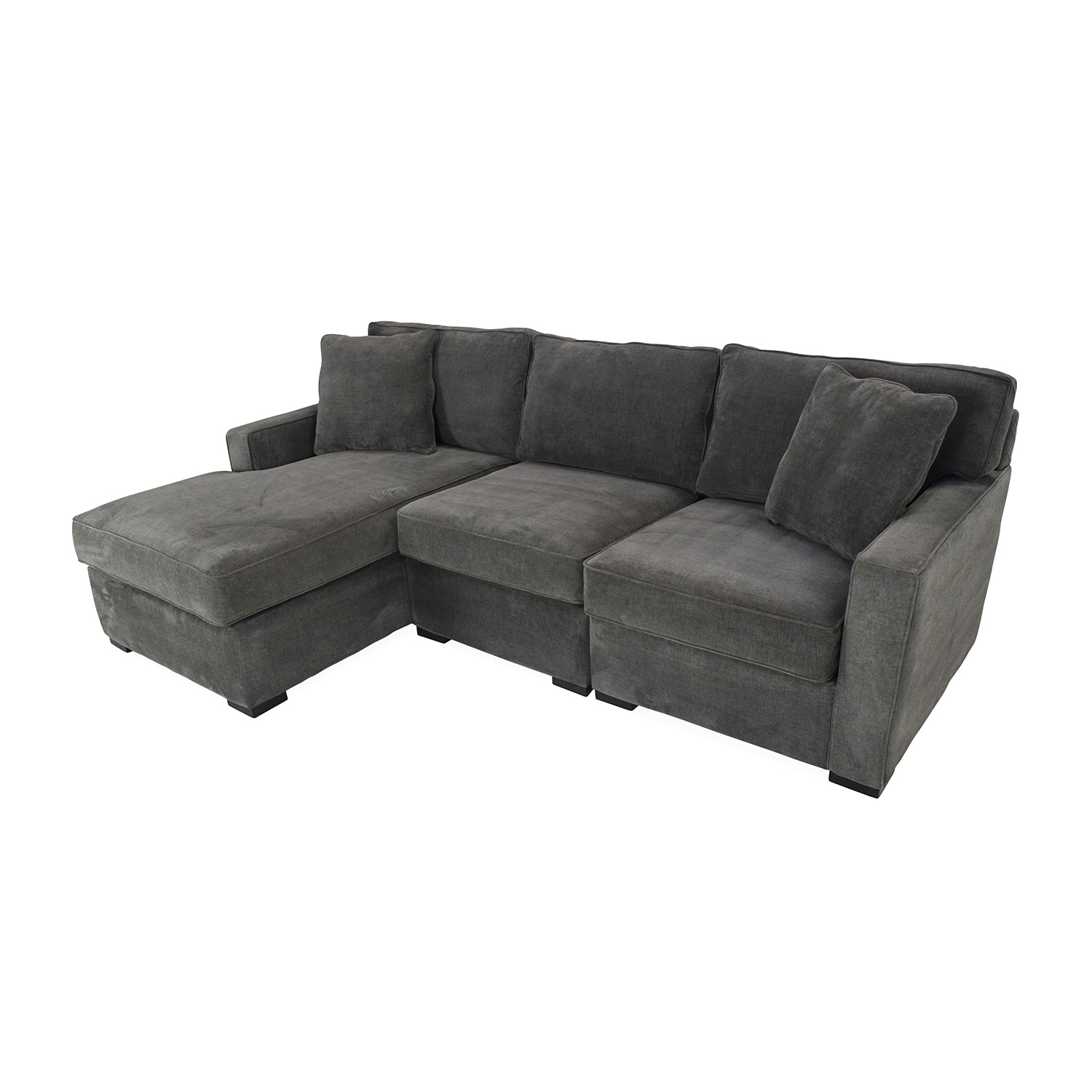 51% OFF Macy s Radley Sectional Sofa Sofas
