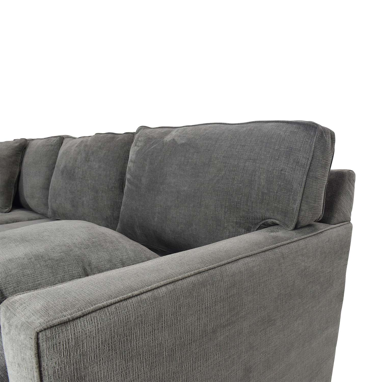 Amazing 51 Off Macys Radley Sectional Sofa Sofas Theyellowbook Wood Chair Design Ideas Theyellowbookinfo