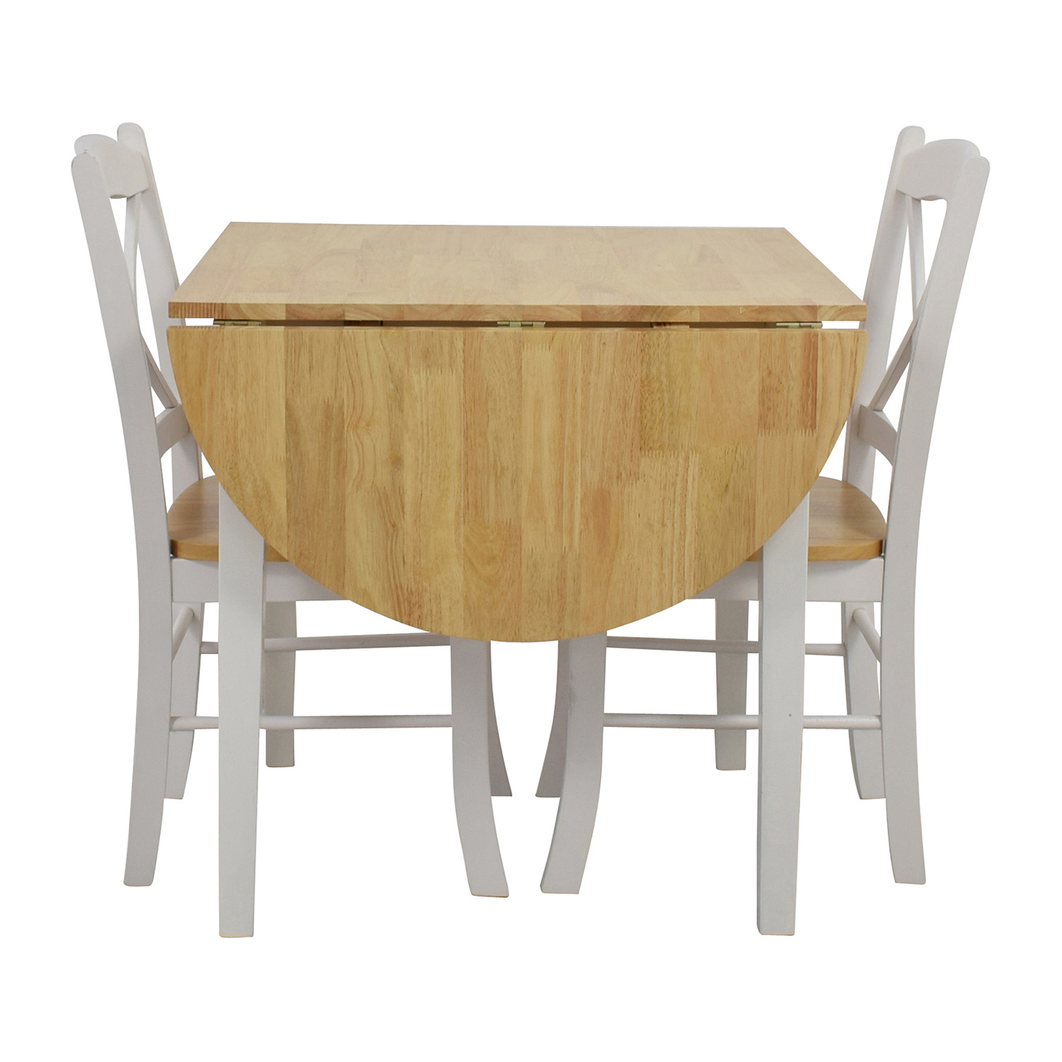 Simple Living Country Cottage 3 Piece Dining Set Dimensions