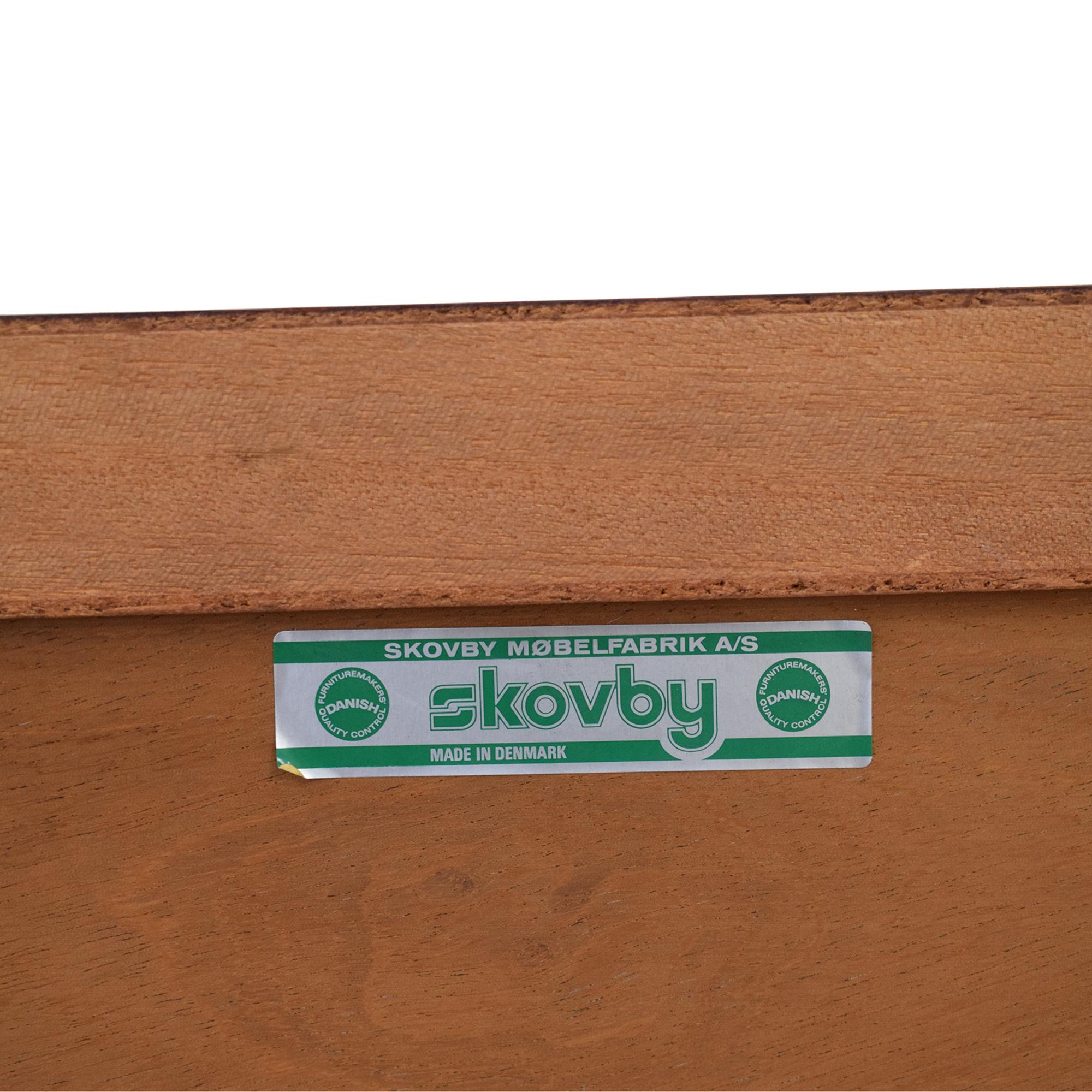 Skovby Skovby Mid Century Danish Credenza