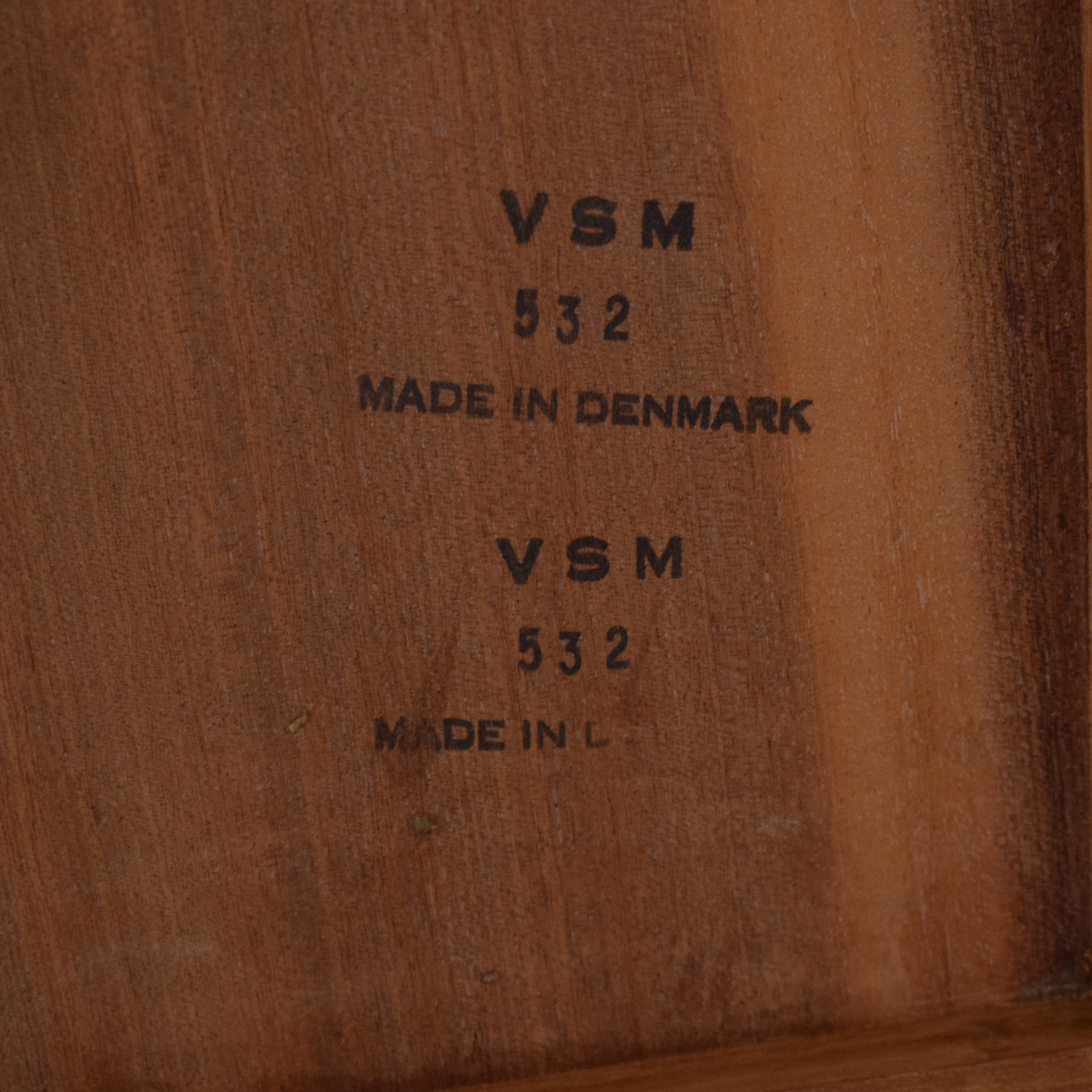 Vejle Stole and Mobelfabric Mid Century Coffee Table / Tables