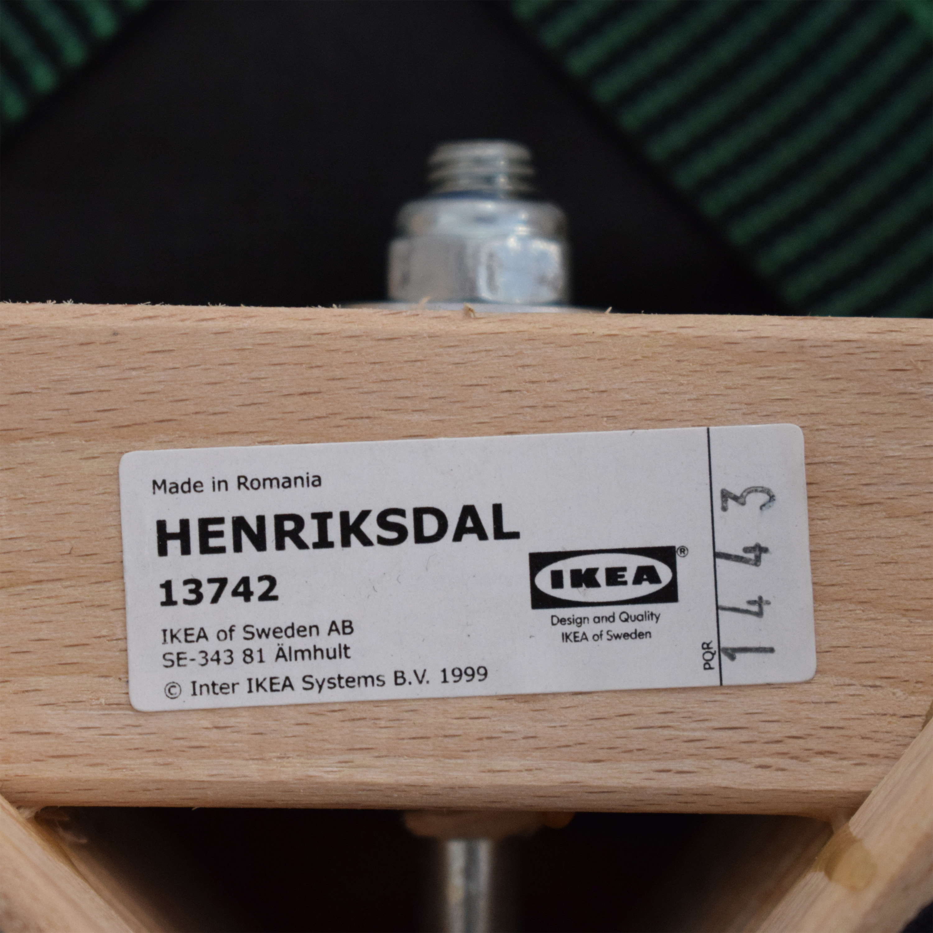 IKEA Henriksdal Dining Chair / Dining Chairs