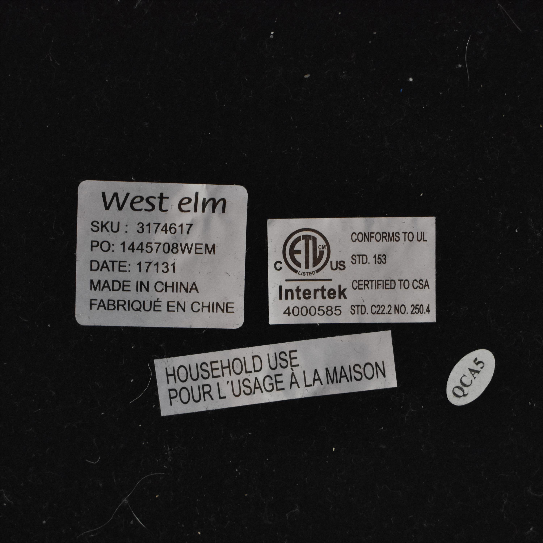 West Elm West Elm Clint Floor Lamp on sale
