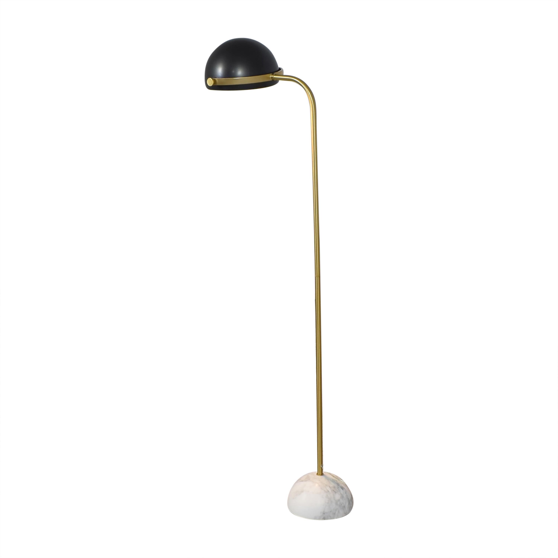 shop West Elm Clint Floor Lamp West Elm Decor