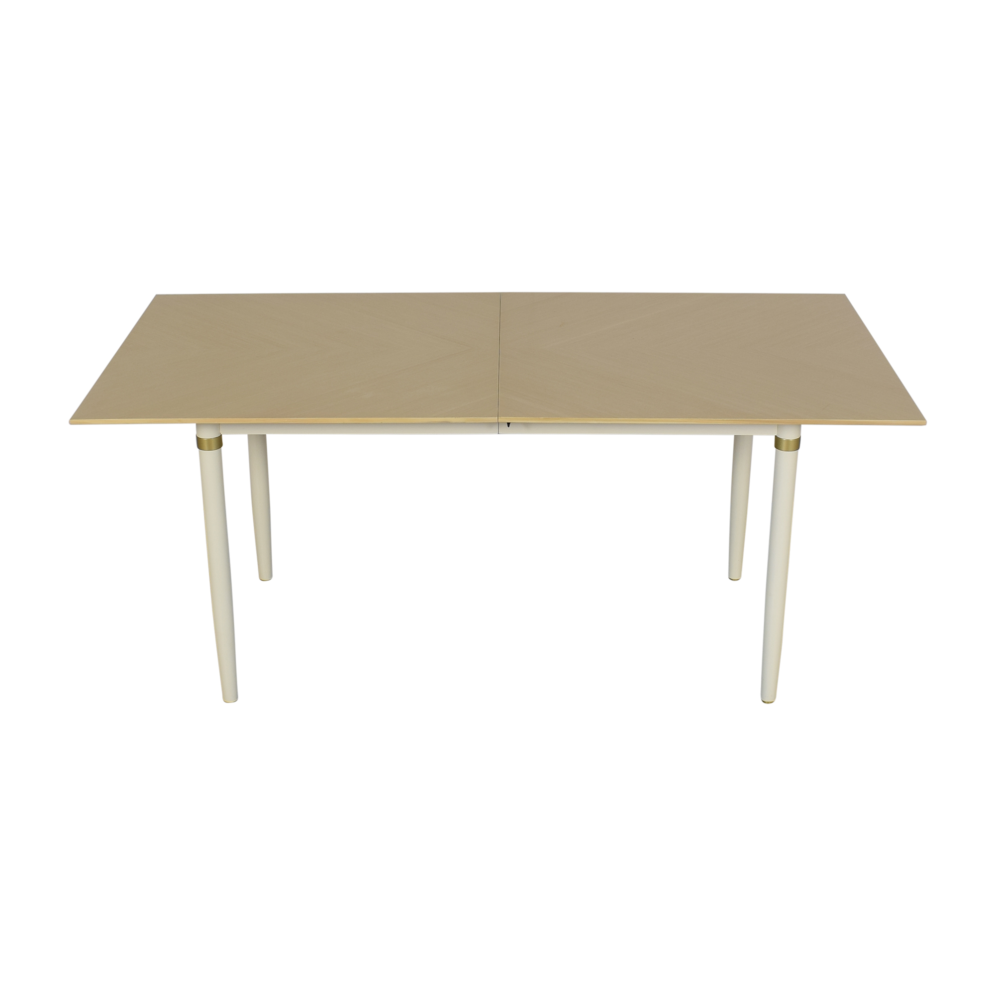 Anthropologie Anthropologie Expandable Dining Table Tables