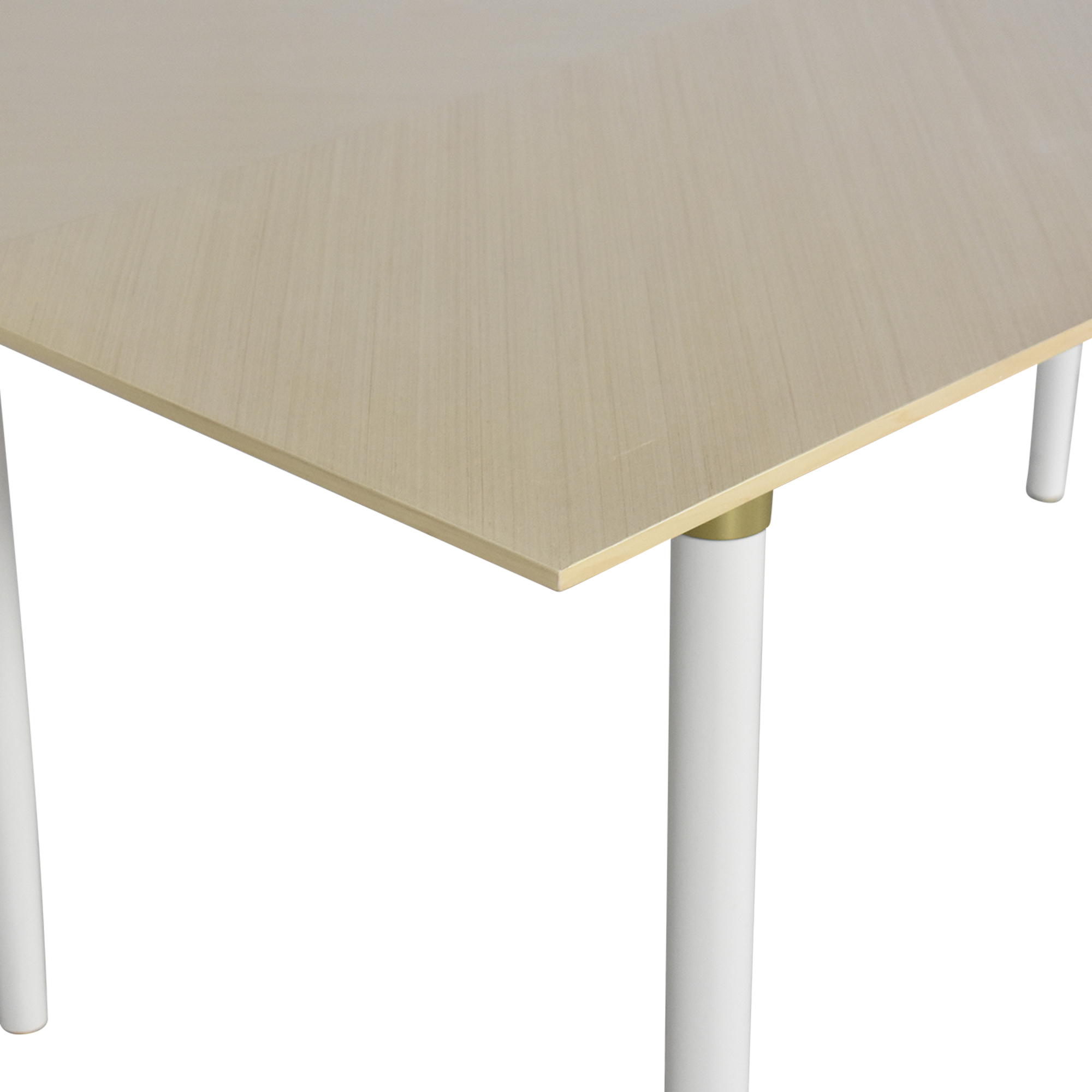 Anthropologie Anthropologie Expandable Dining Table on sale