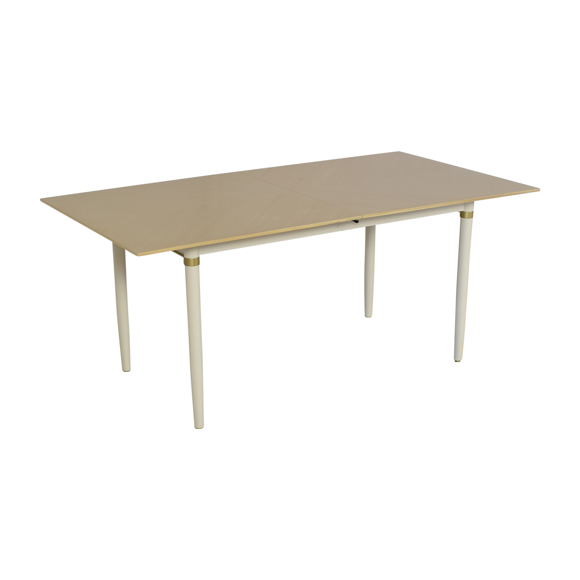shop Anthropologie Expandable Dining Table Anthropologie Tables