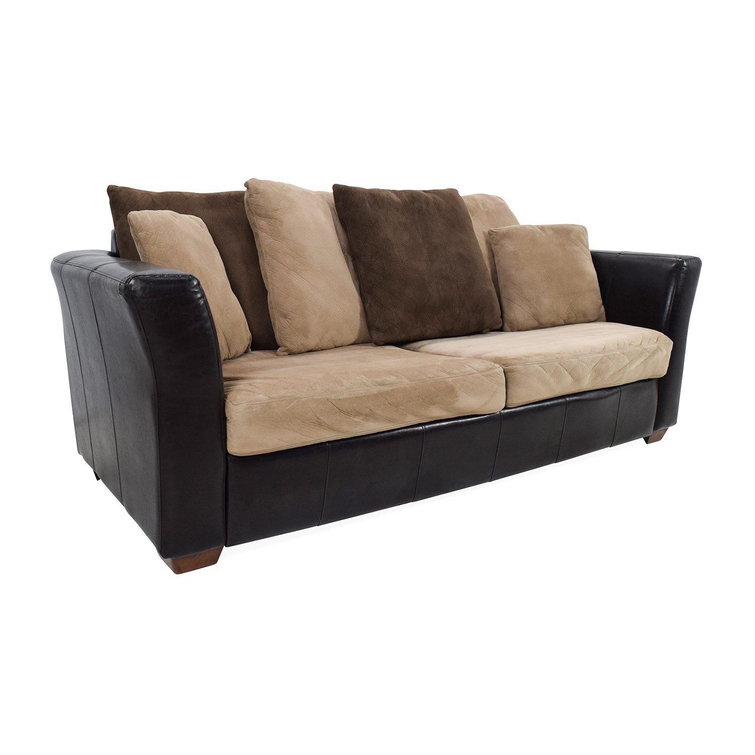 Jennifer Leather Sofa Beds