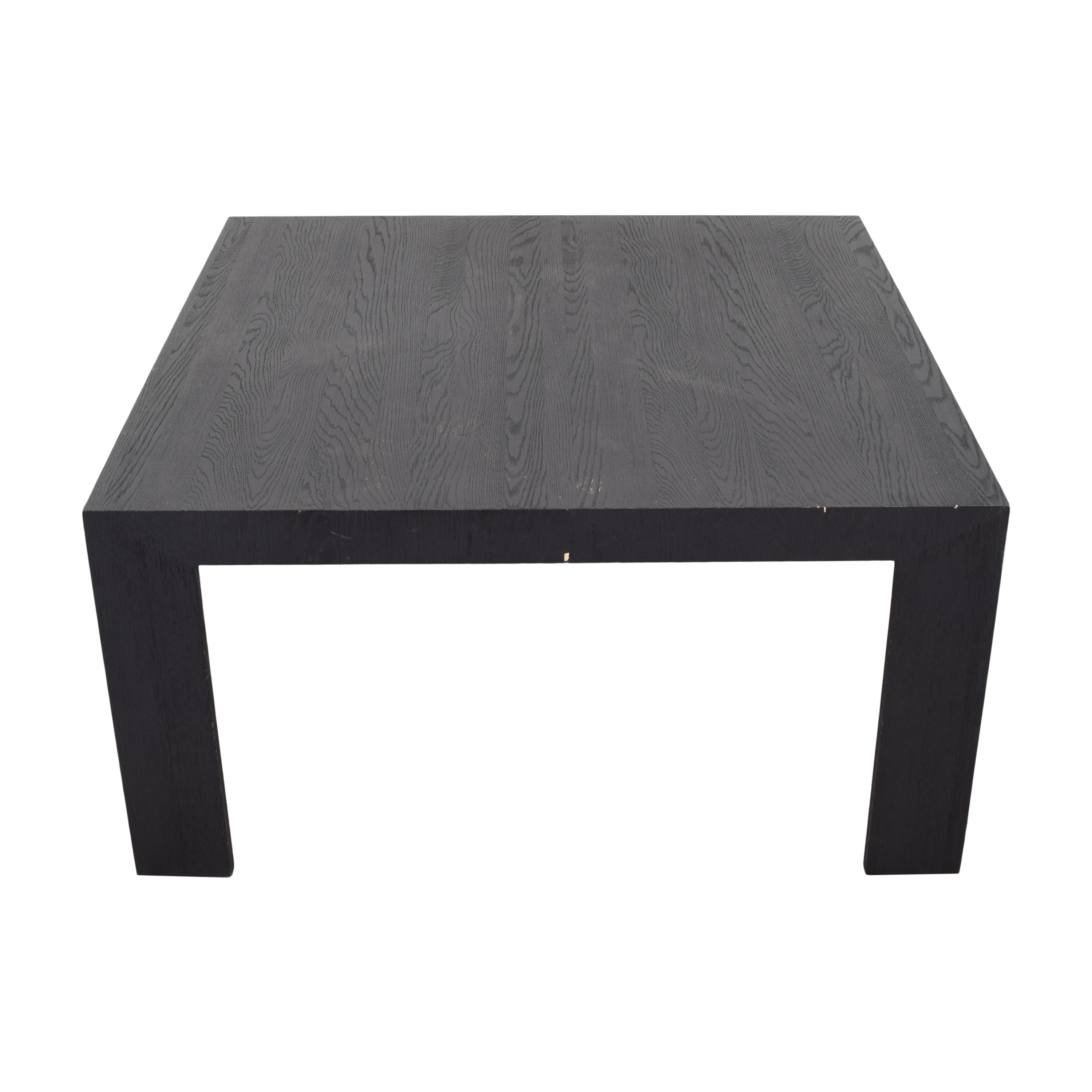 Restoration Hardware Machinto Square Dining Table sale