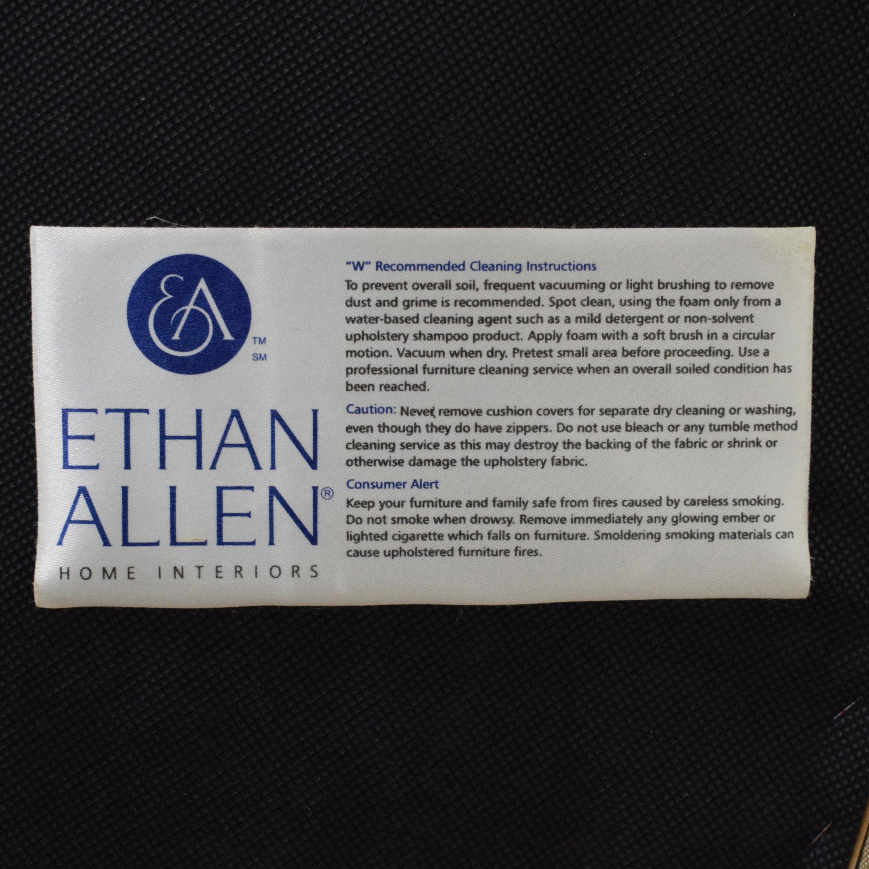 Ethan Allen Ethan Allen Anton Ottoman ma