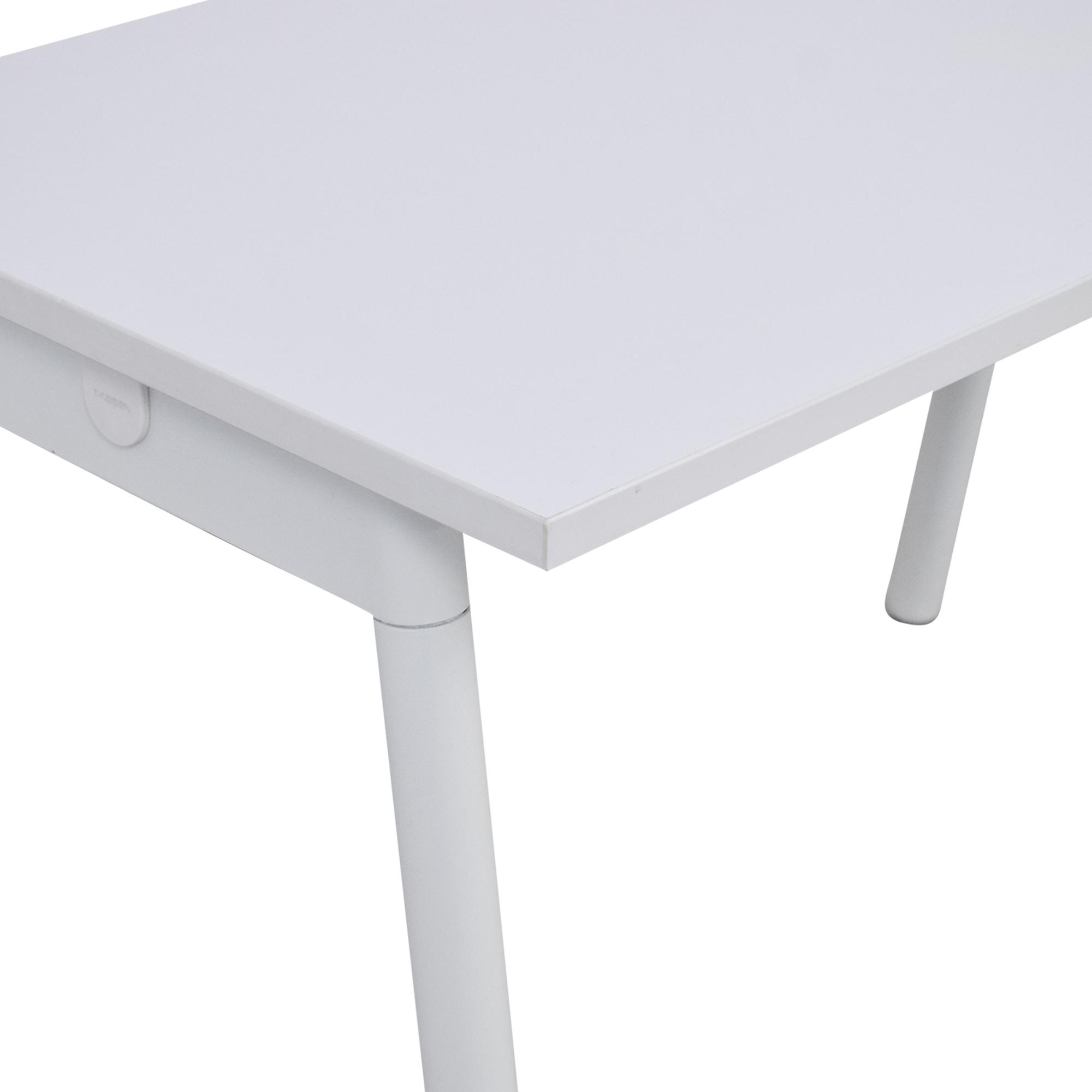 Poppin Series A Single Desk Poppin