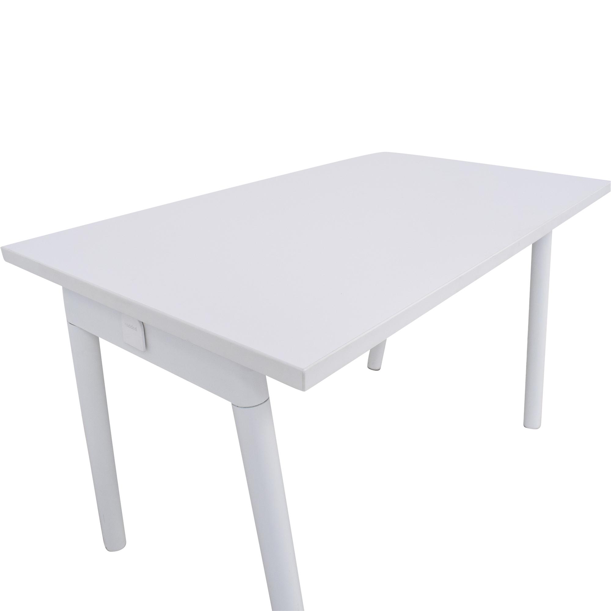 buy Poppin Series A Single Desk Poppin Home Office Desks