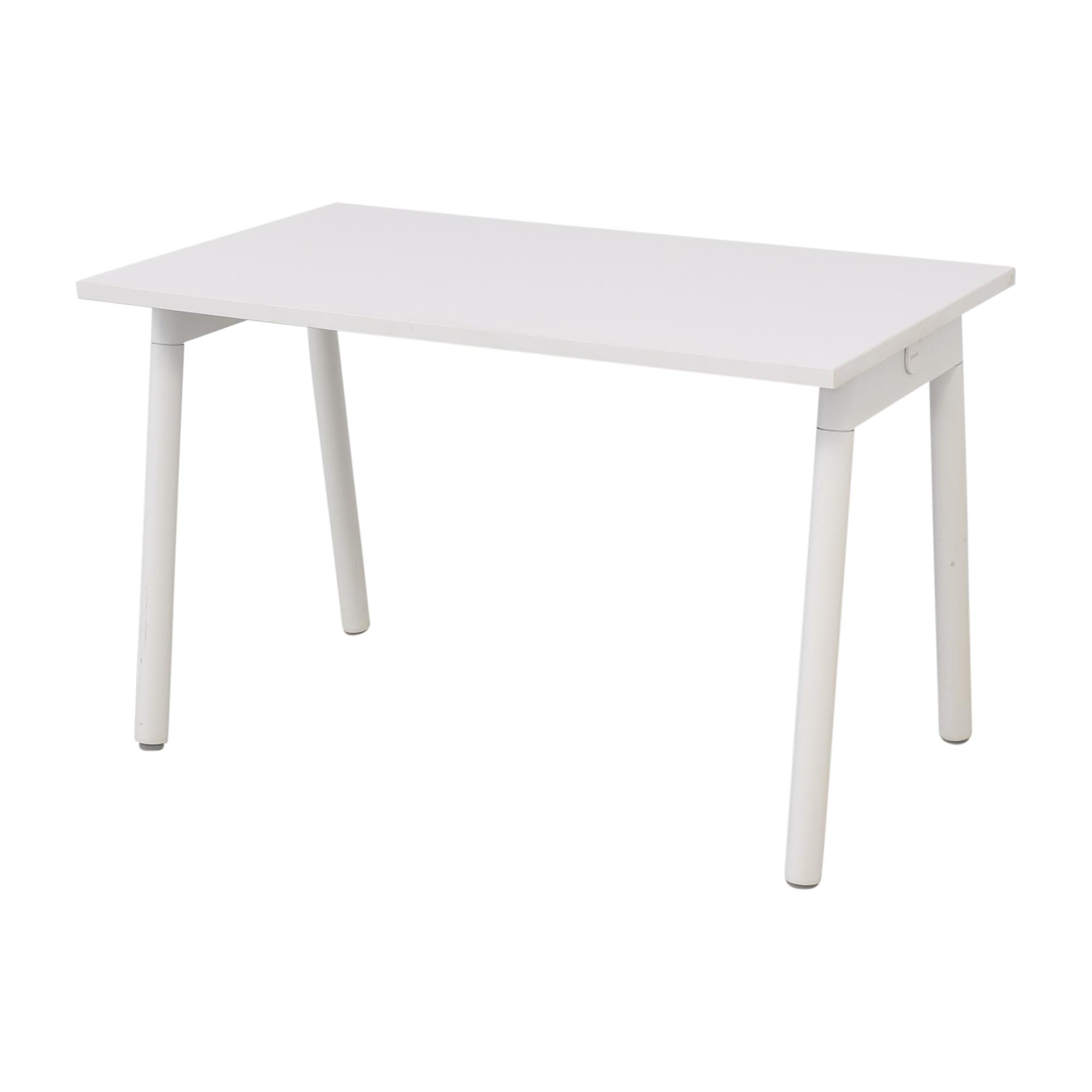 Poppin Poppin Series A Single Desk price
