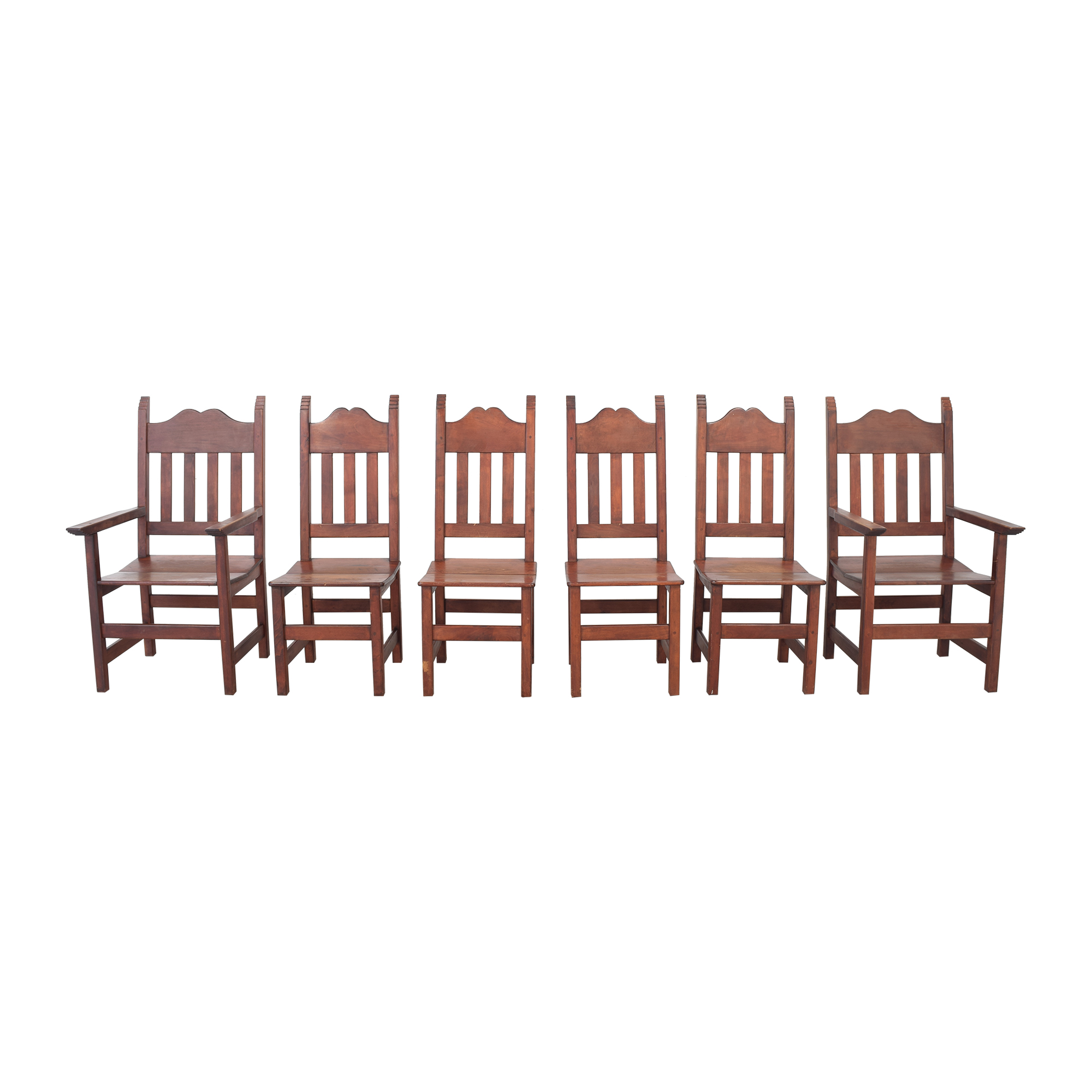 Vintage Chilean Dining Chairs Chairs