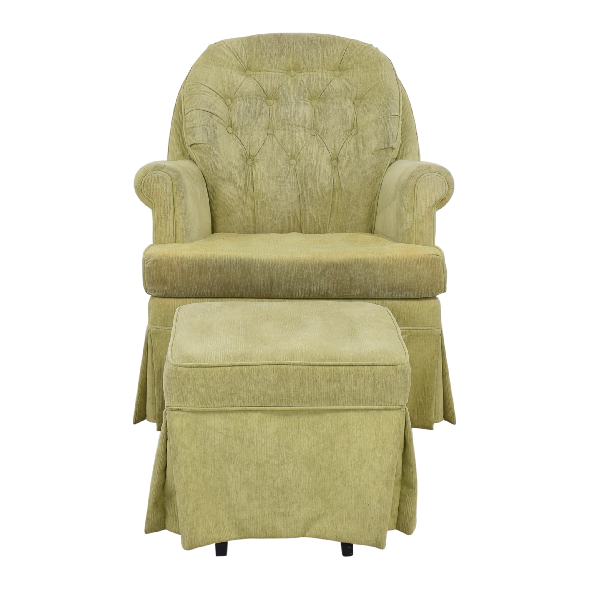 shop Babyletto Nursery Glider and Gliding Ottoman Babyletto Chairs