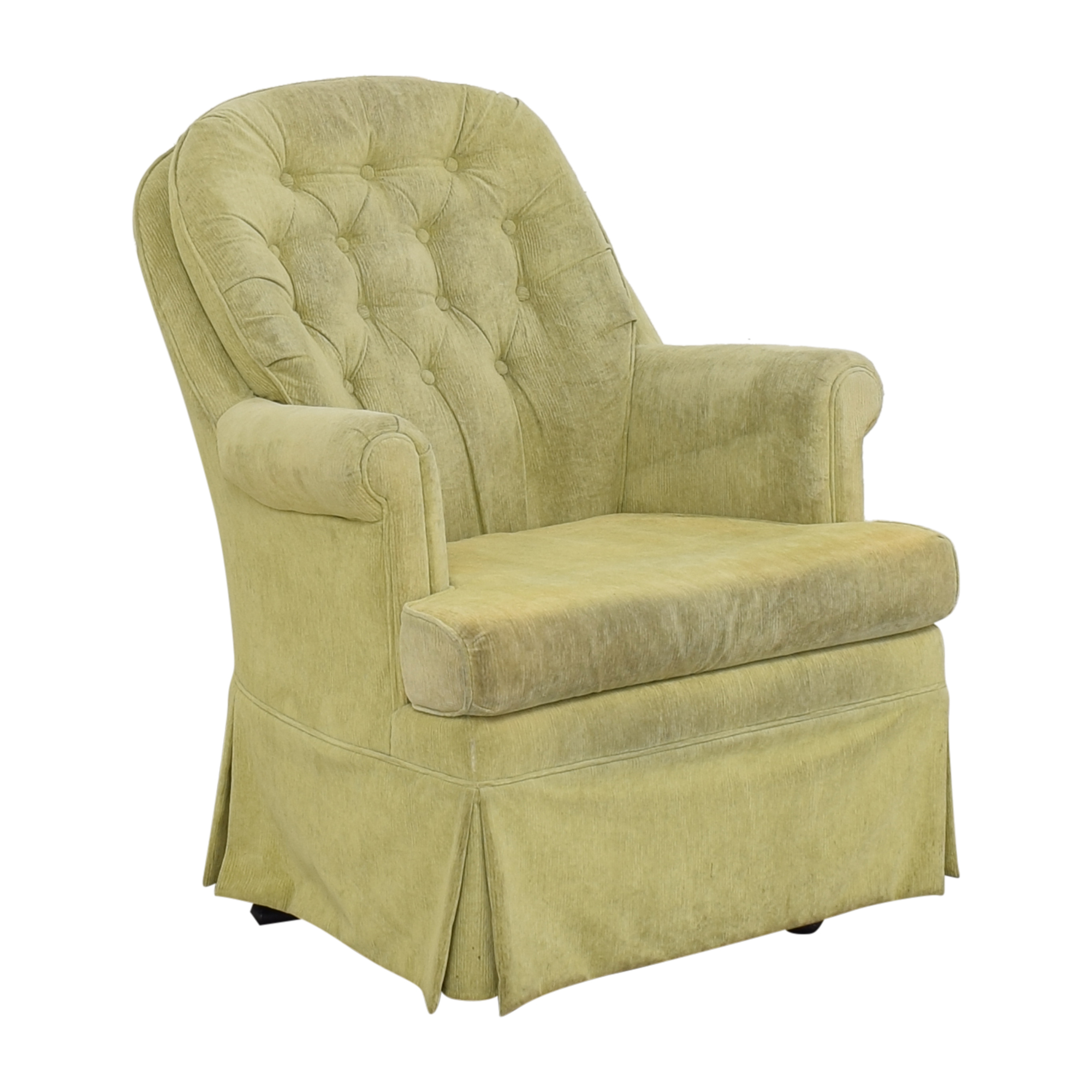 Babyletto Babyletto Nursery Glider and Gliding Ottoman used