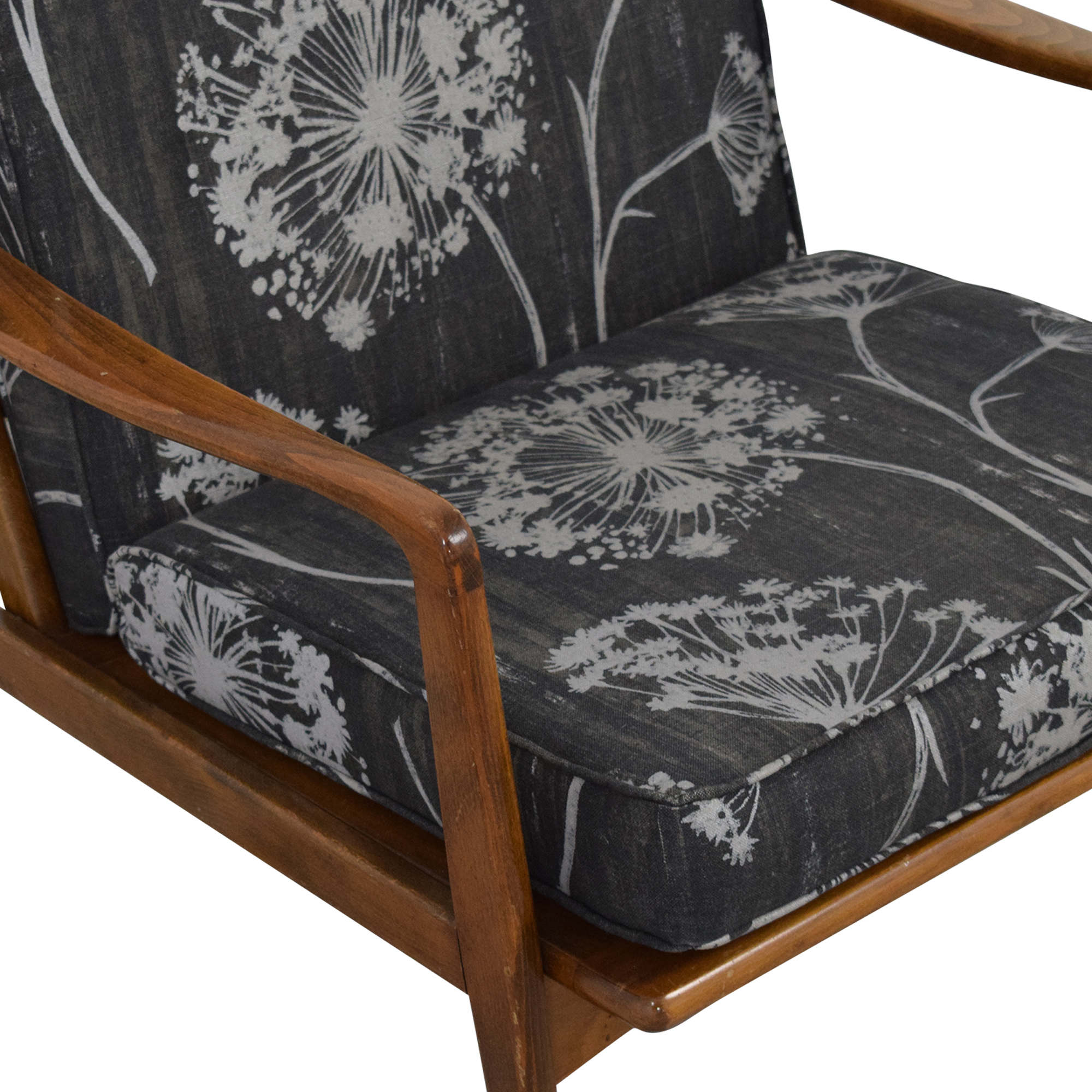 shop  Vintage Mid Century Danish Accent Chair online