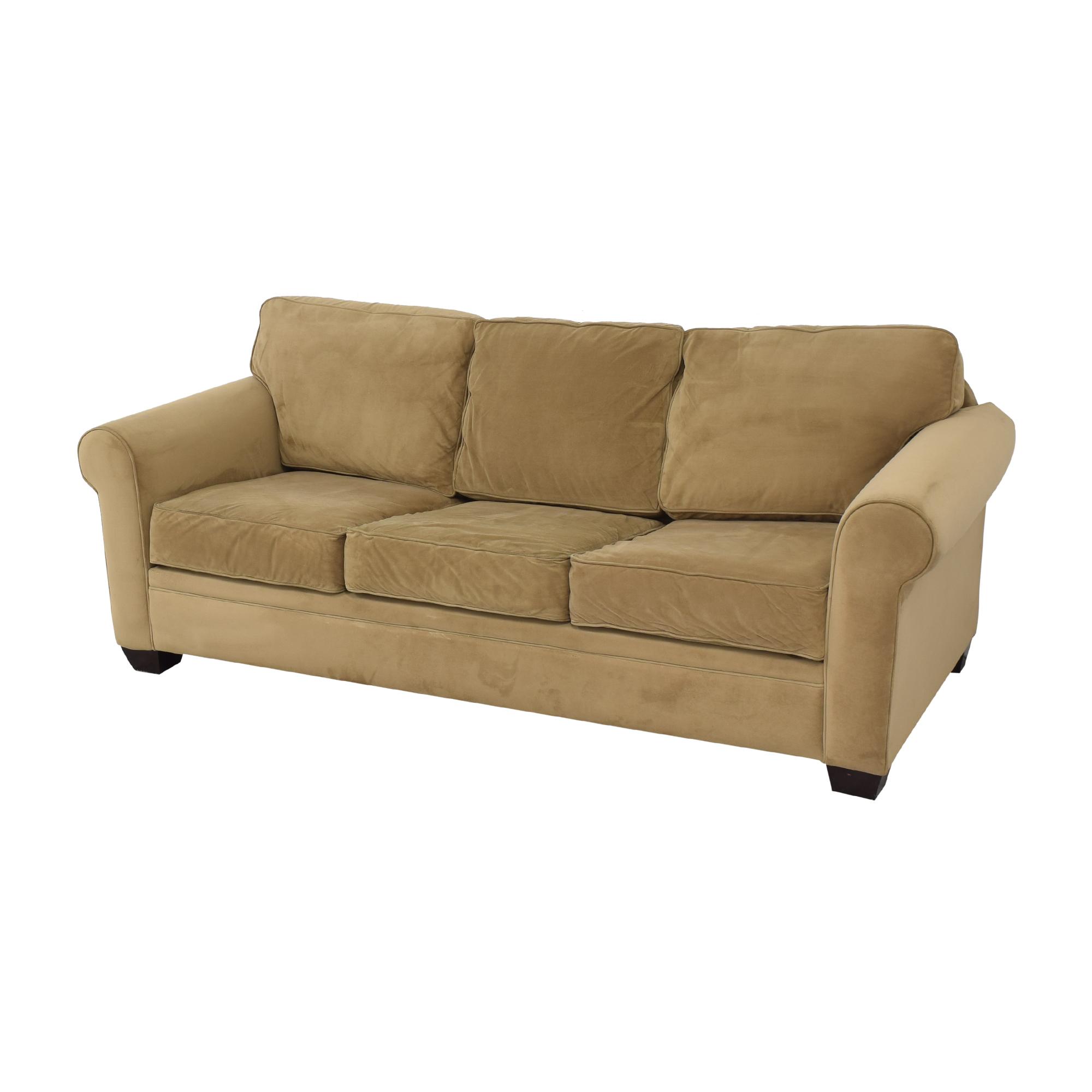 buy Macy's Tan Sofa Bed Macy's