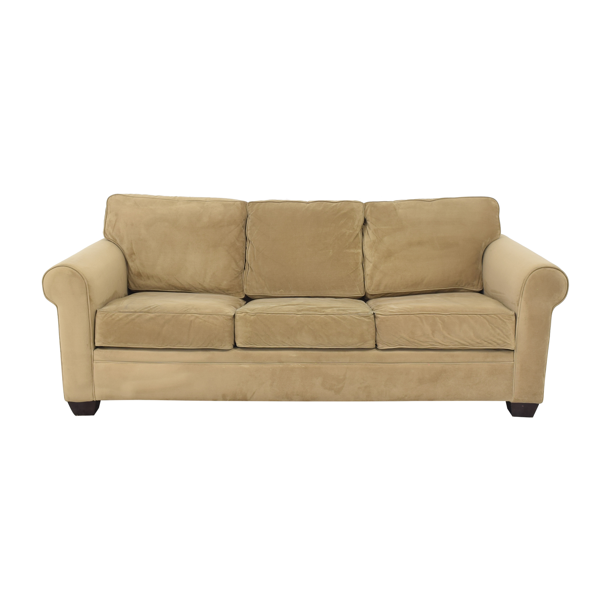 Macy's Macy's Tan Sofa Bed Sofa Beds
