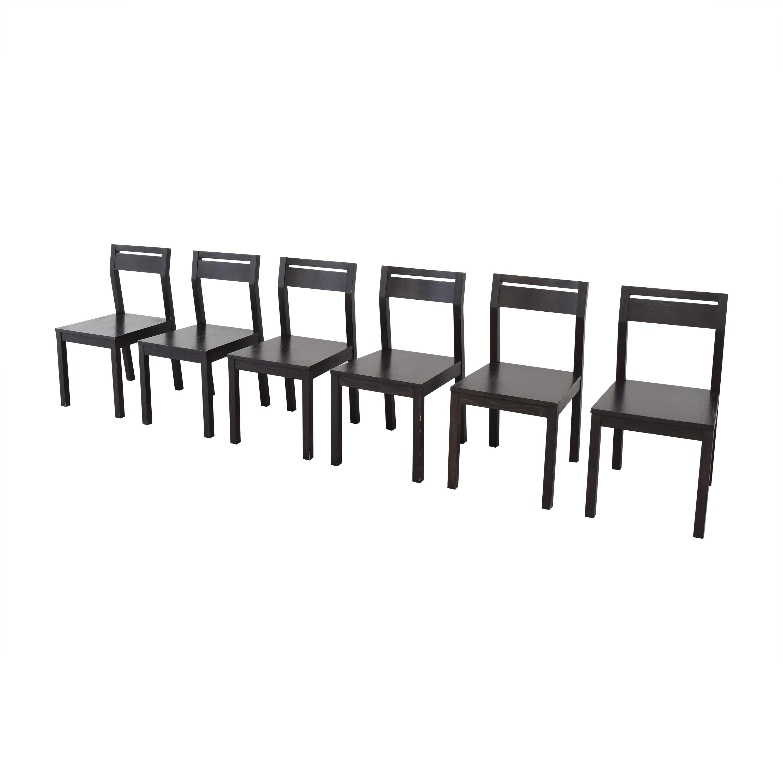buy West Elm Terra Tilt Dining Chairs West Elm Chairs