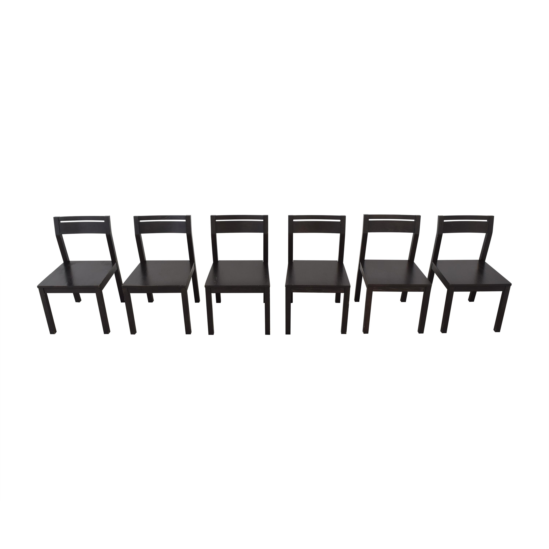 West Elm West Elm Terra Tilt Dining Chairs nyc