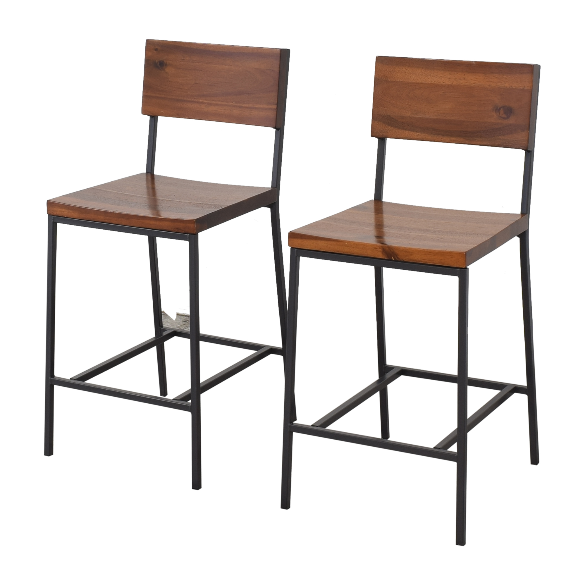 West Elm West Elm Rustic Counter Stools coupon