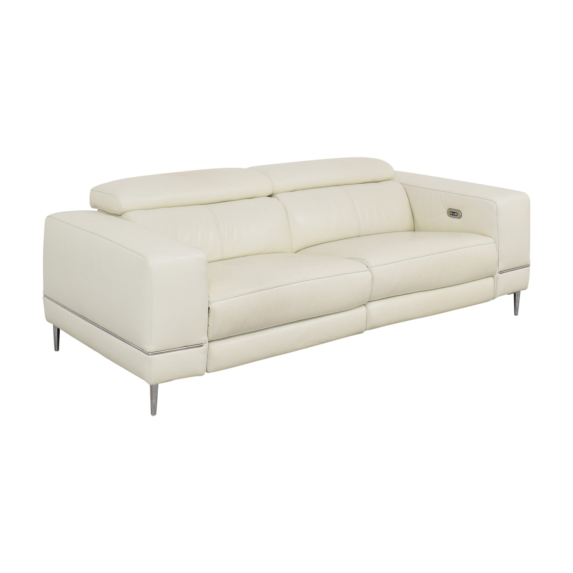 Modani Modani Bergamo Motion Sofa White nj