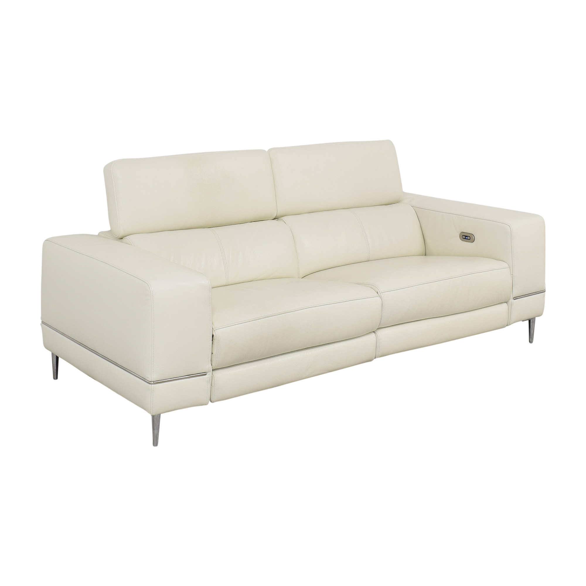 Modani Modani Bergamo Motion Sofa White for sale