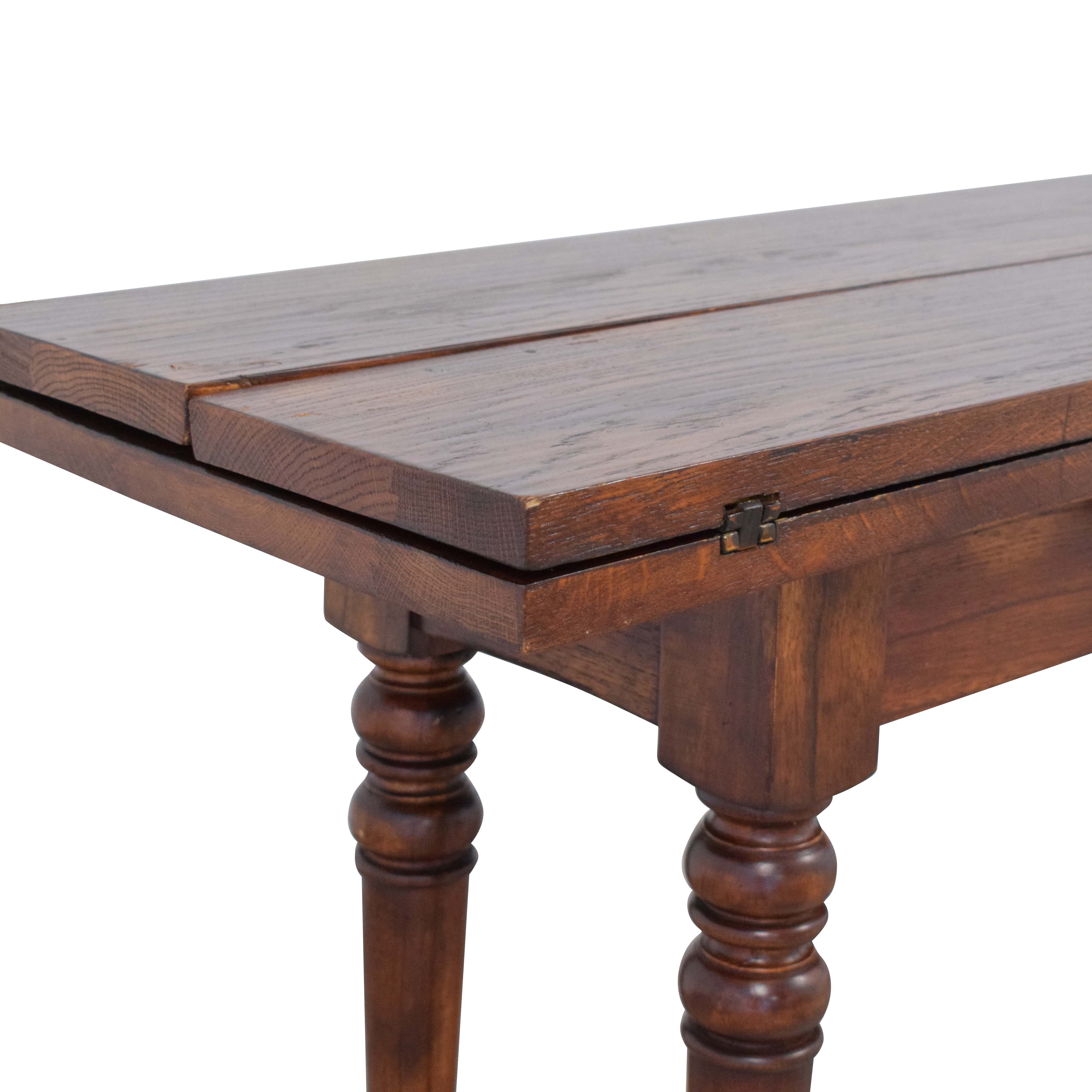 A&B Home Vintage Foldable Dining Table / Tables