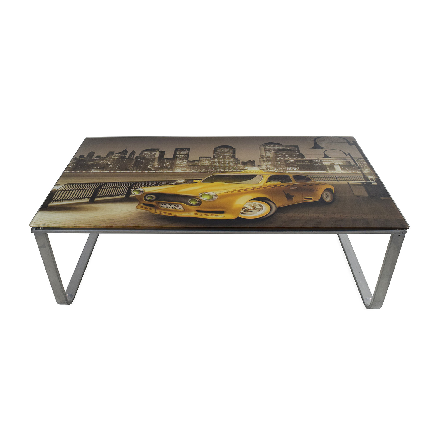 Container New Yorker Coffee Table coupon