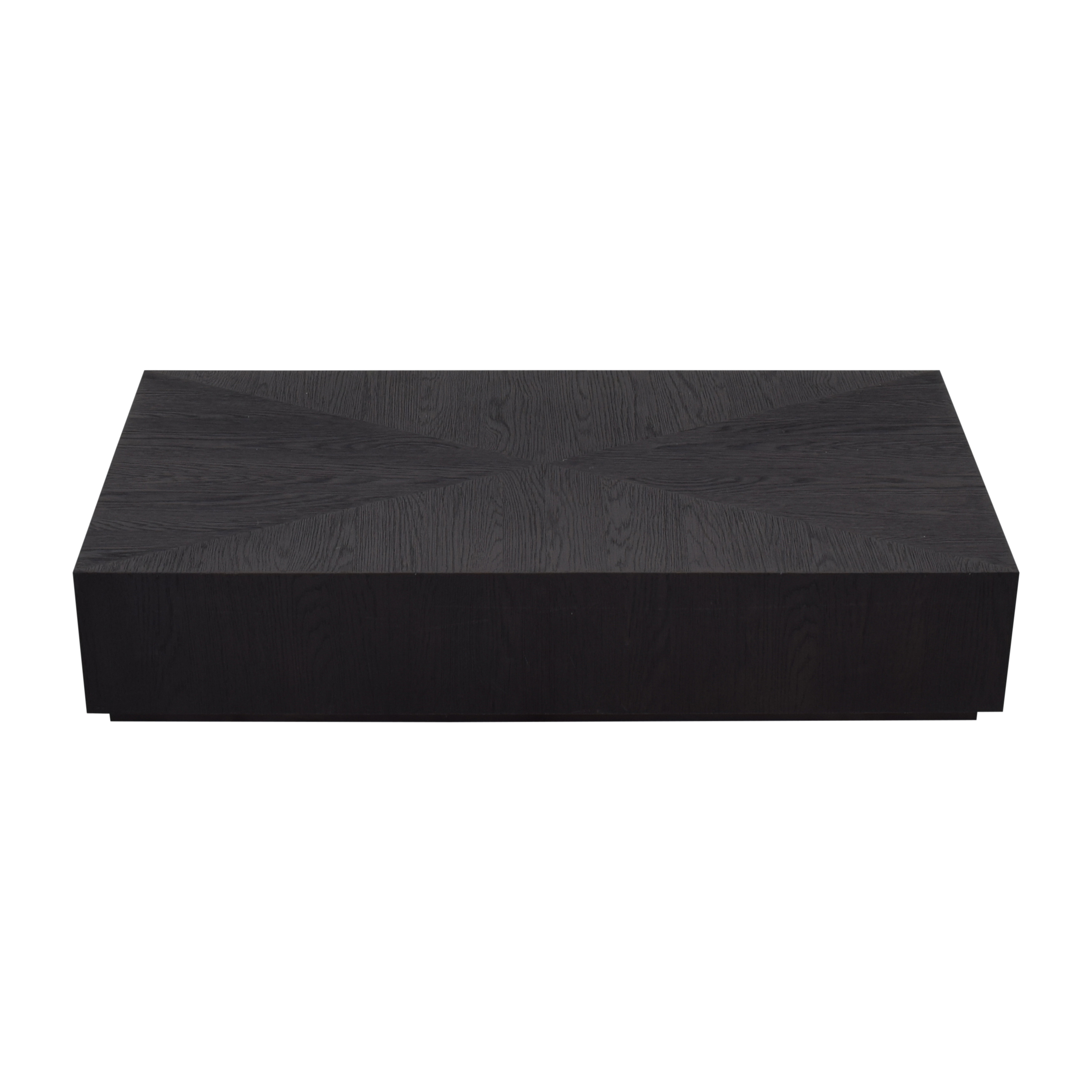 Restoration Hardware Restoration Hardware Rectangular Coffee Table dimensions