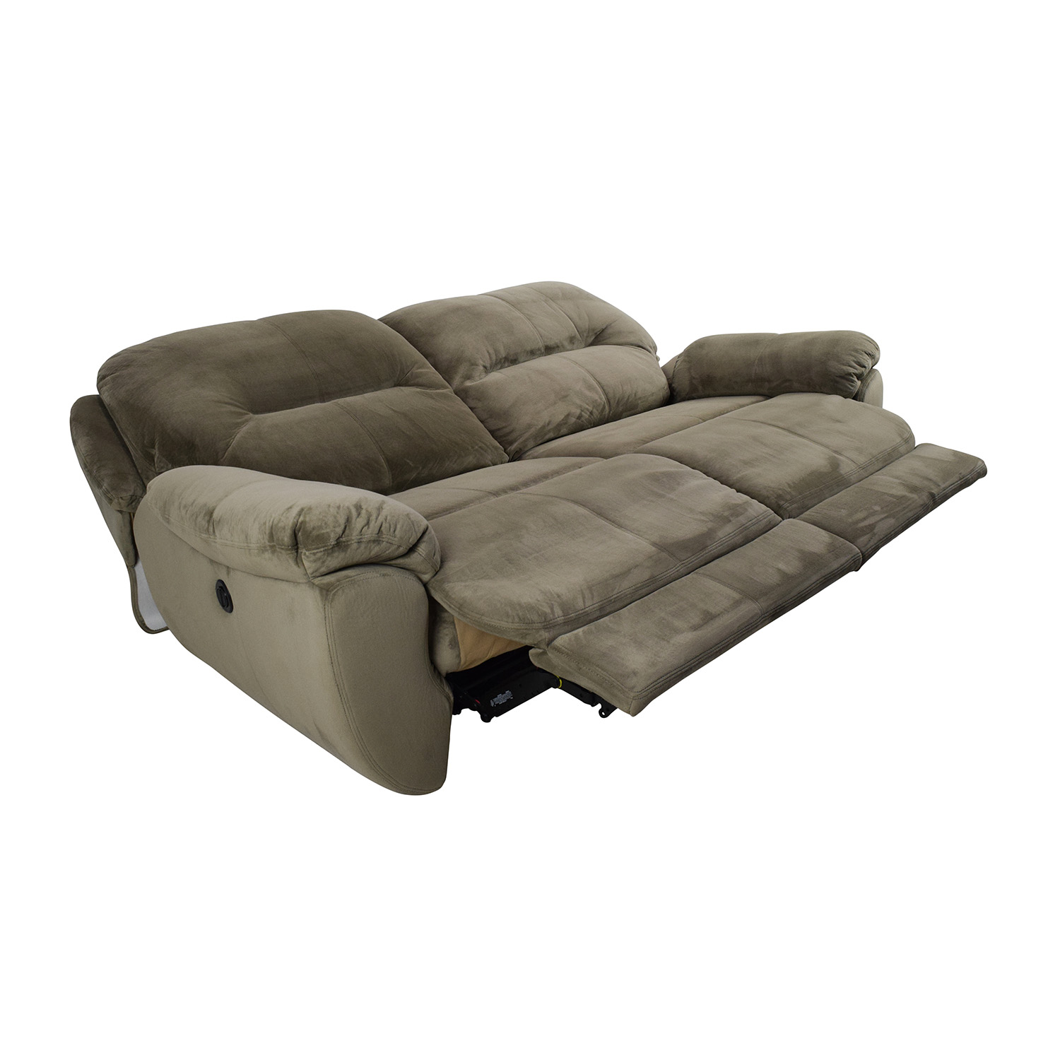 ... Buy Kathy Ireland Home Quinn Power Reclining Sofa Kathy Ireland Home By  Raymour And Flanigan