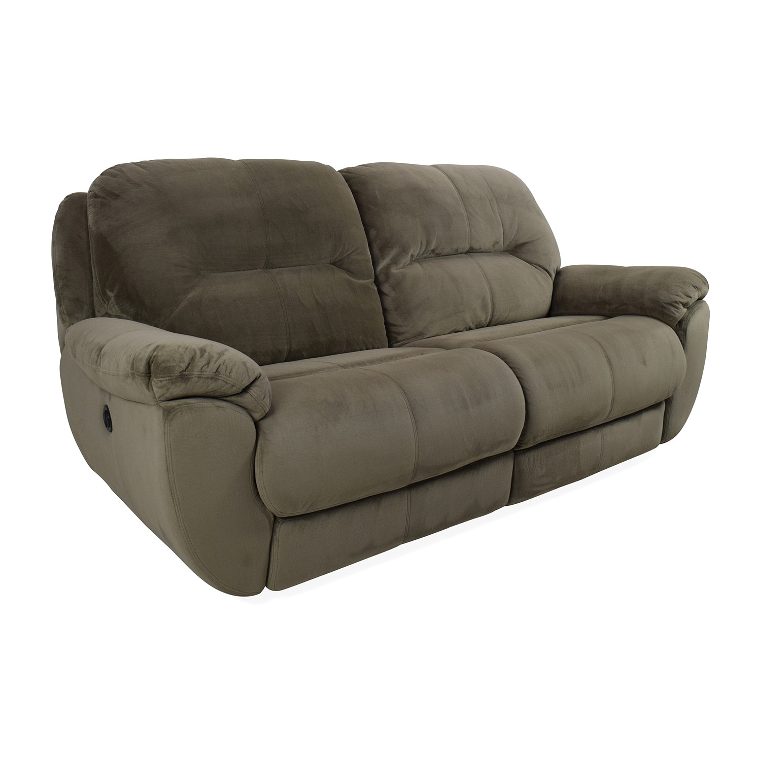 ... Kathy Ireland Home By Raymour And Flanigan Kathy Ireland Home Quinn  Power Reclining Sofa Second ...