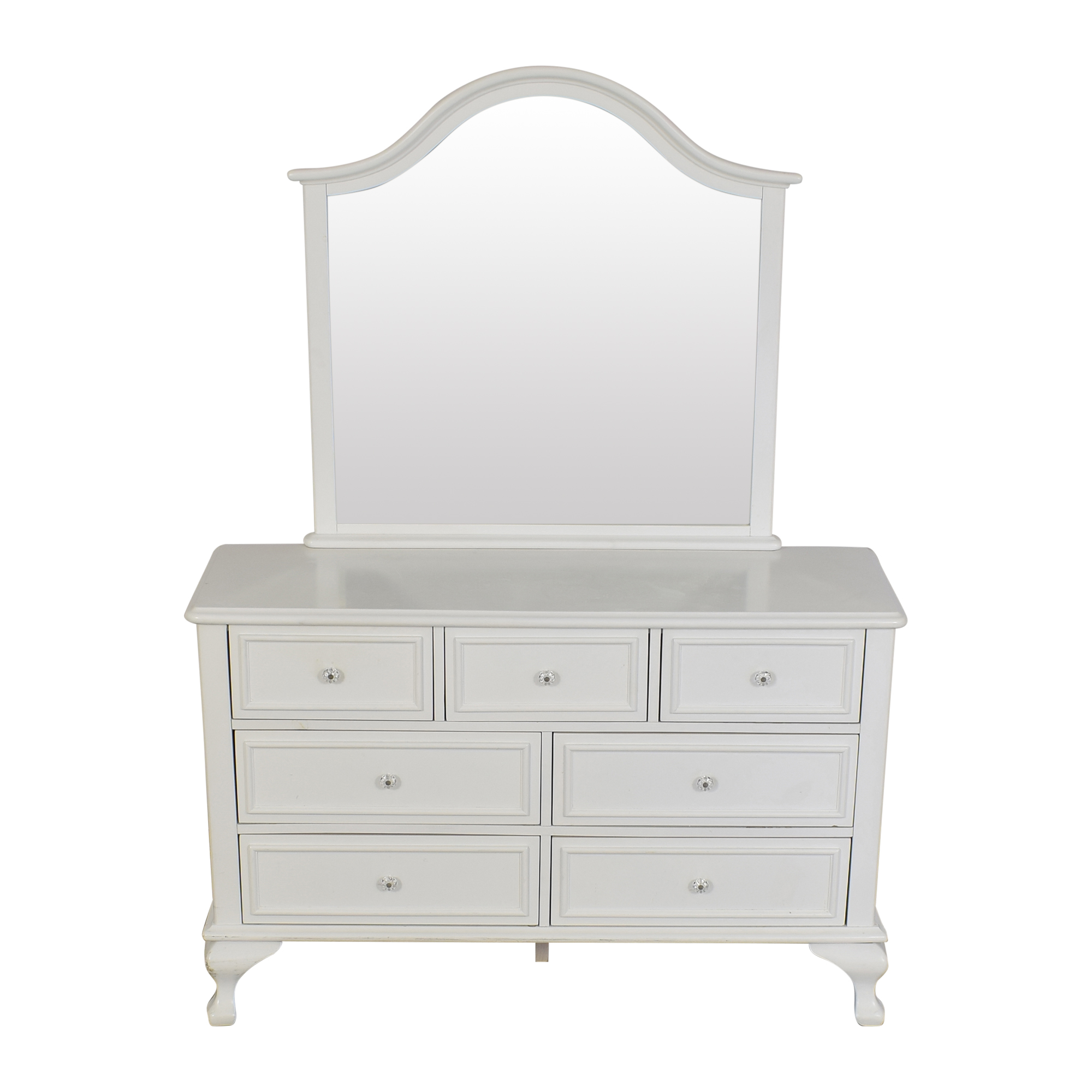 Picket House Furnishings Dresser with Mirror sale
