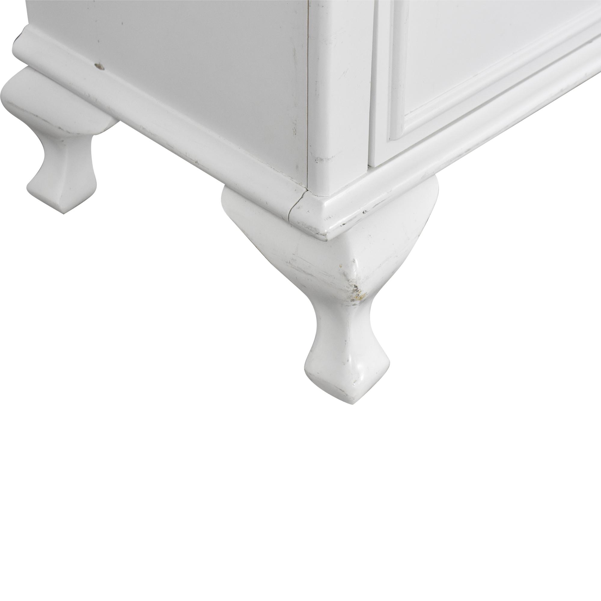 Picket House Furnishings Dresser with Mirror / Storage