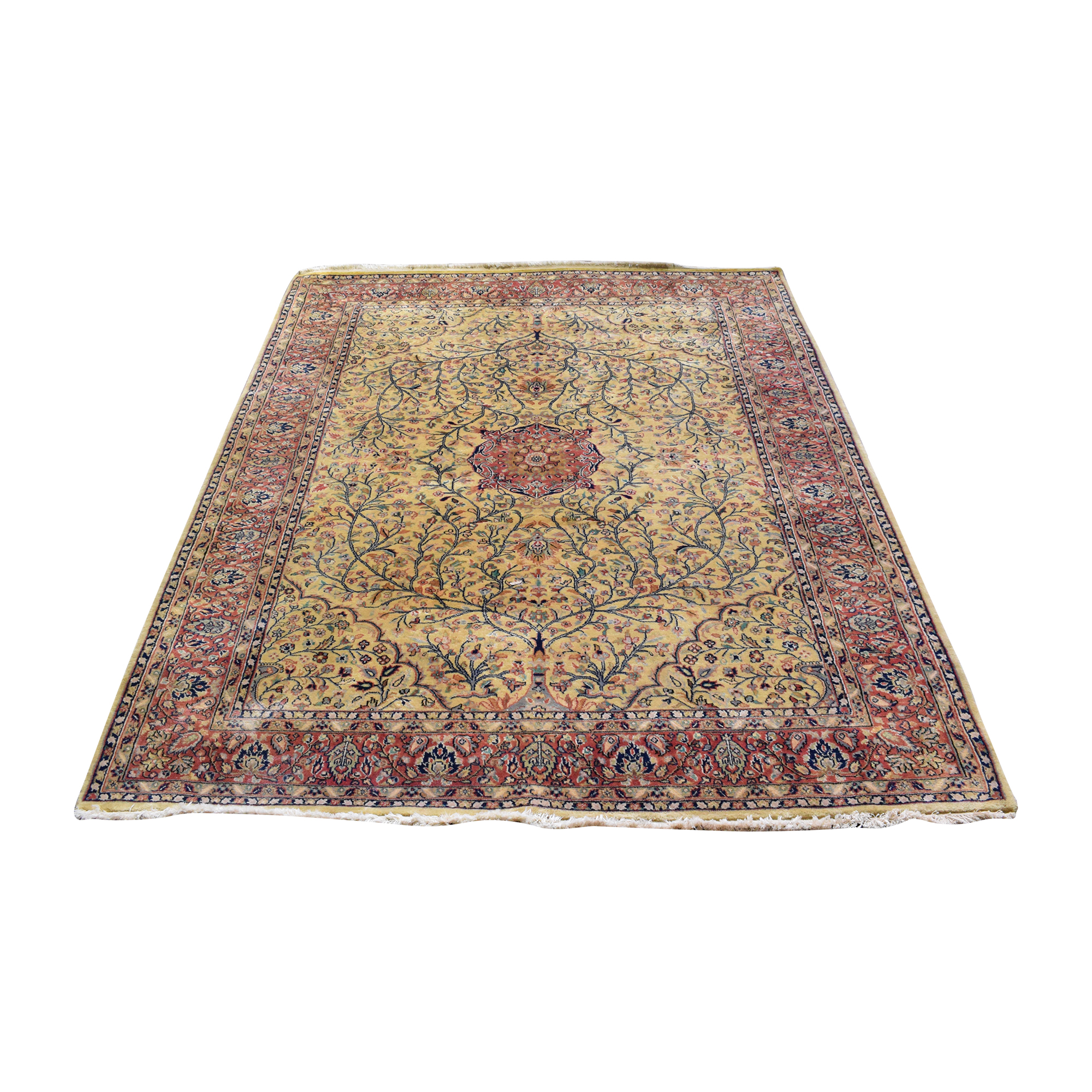 shop Floral Persian Rug  Rugs