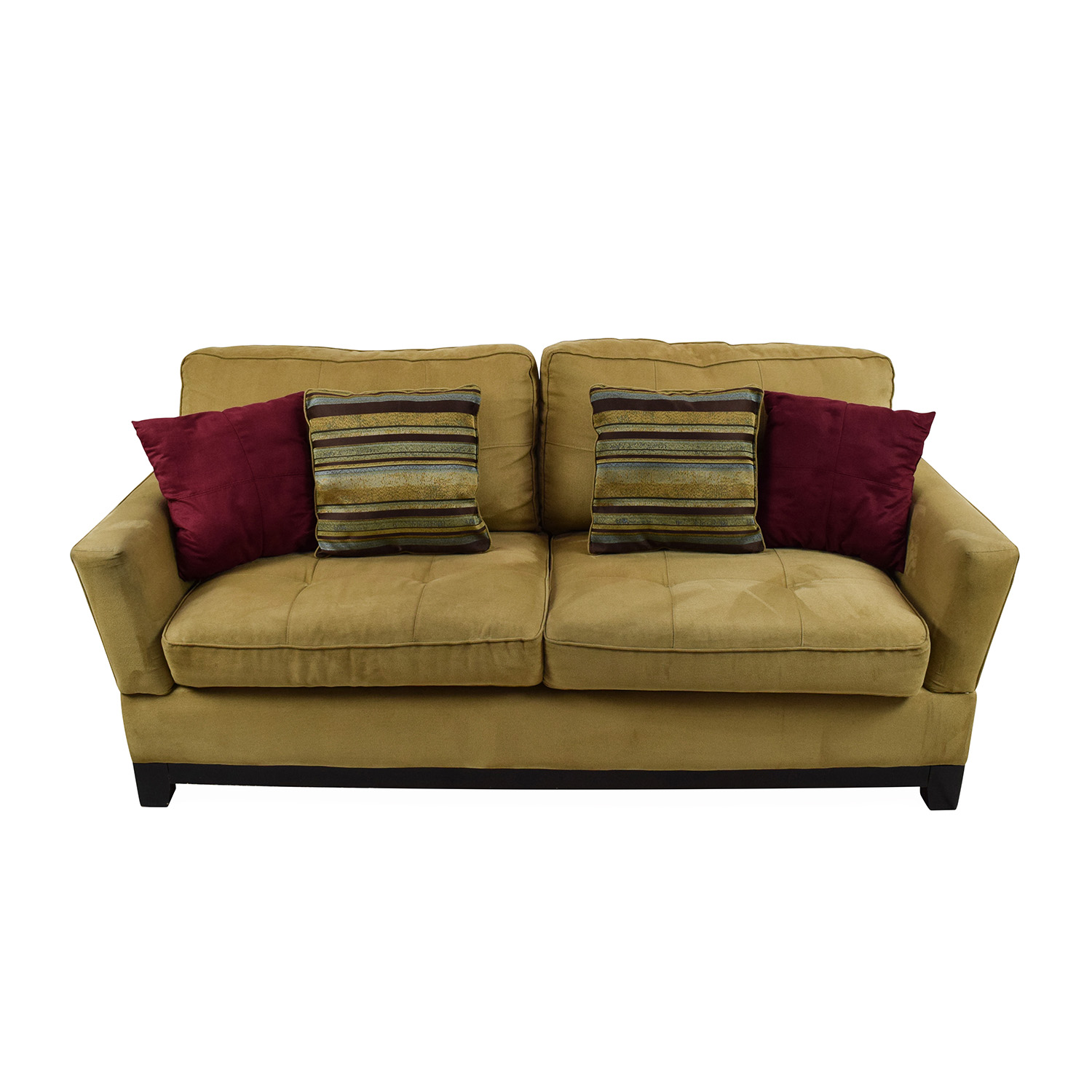 Jennifer Convertibles Jennifer Convertibles Tan Sofa used