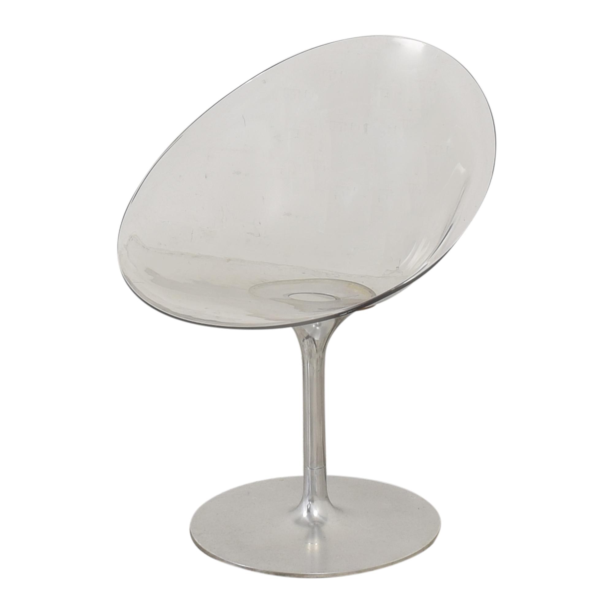 Kartell by Philippe Starck Ero s  Swivel Chairs Kartell