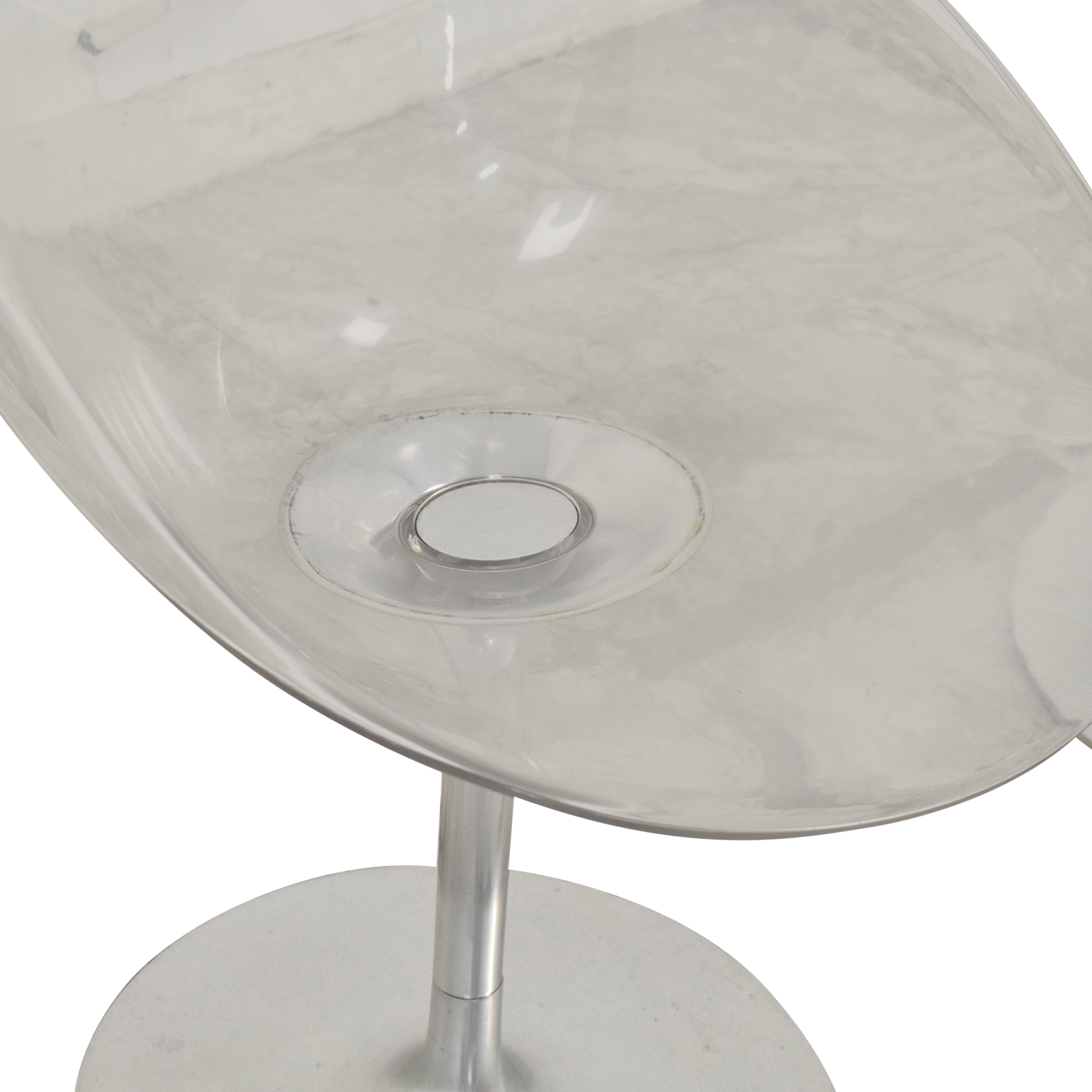Kartell by Philippe Starck Ero s  Swivel Chairs / Dining Chairs