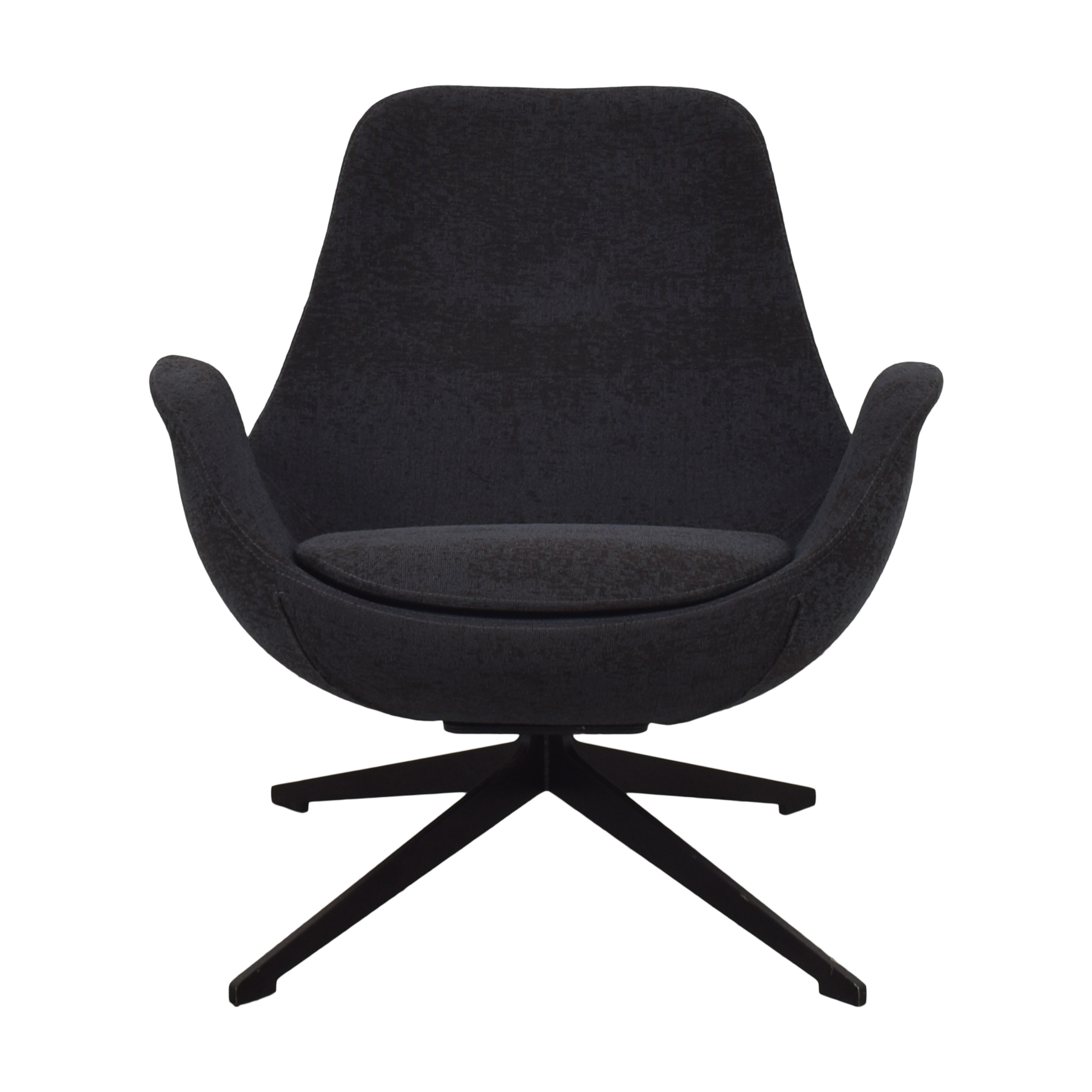 Koleksiyon Koleksiyon Halia Low Back Swivel Armchair second hand