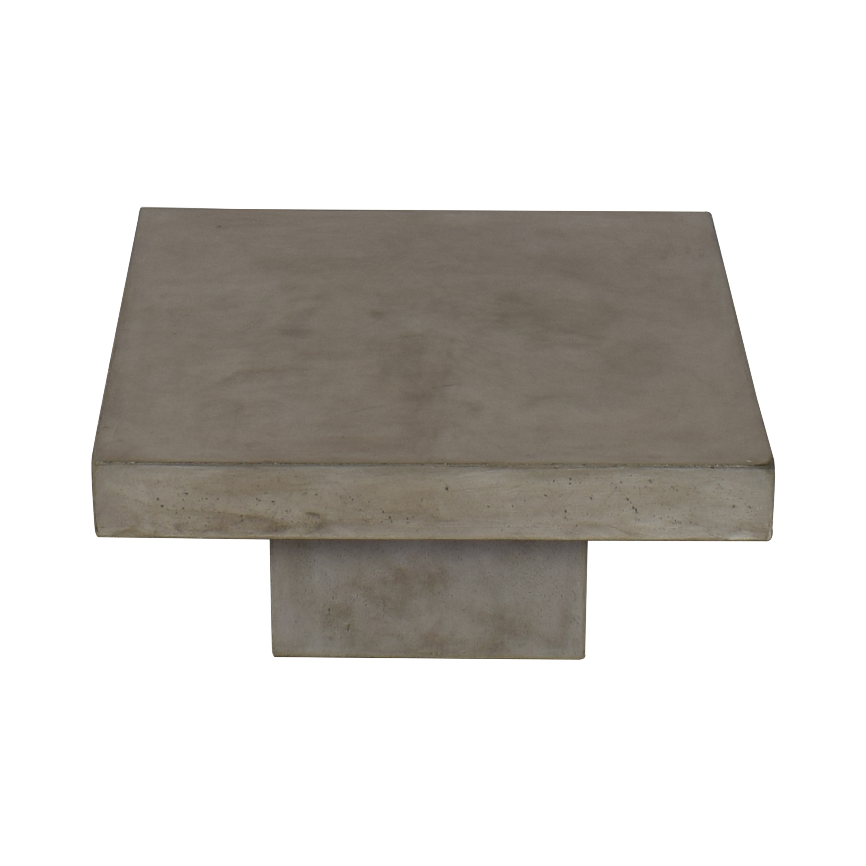 4% OFF - CB4 CB4 Element Cement Coffee Table / Tables